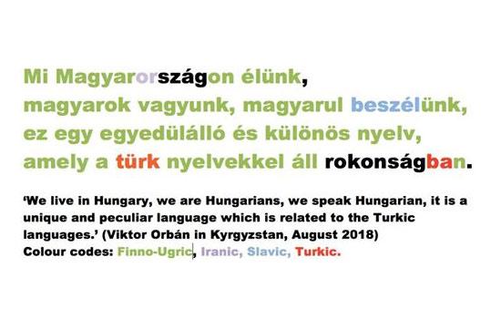Egy finnugor nyelvész Orbán Viktor saját szavain keresztül mutatta be, mi igaz a türk-magyar nyelvrokonságból