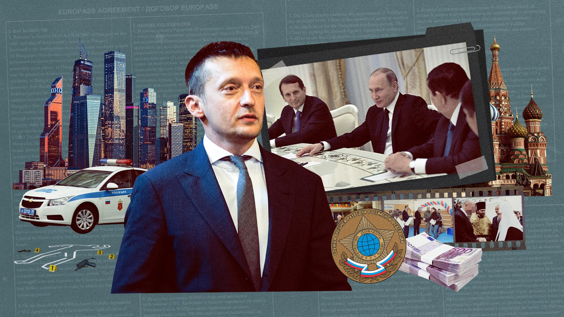 Putyin gépezetének tagjai kaptak magyar papírokat Orbánék kötvényprogramjában