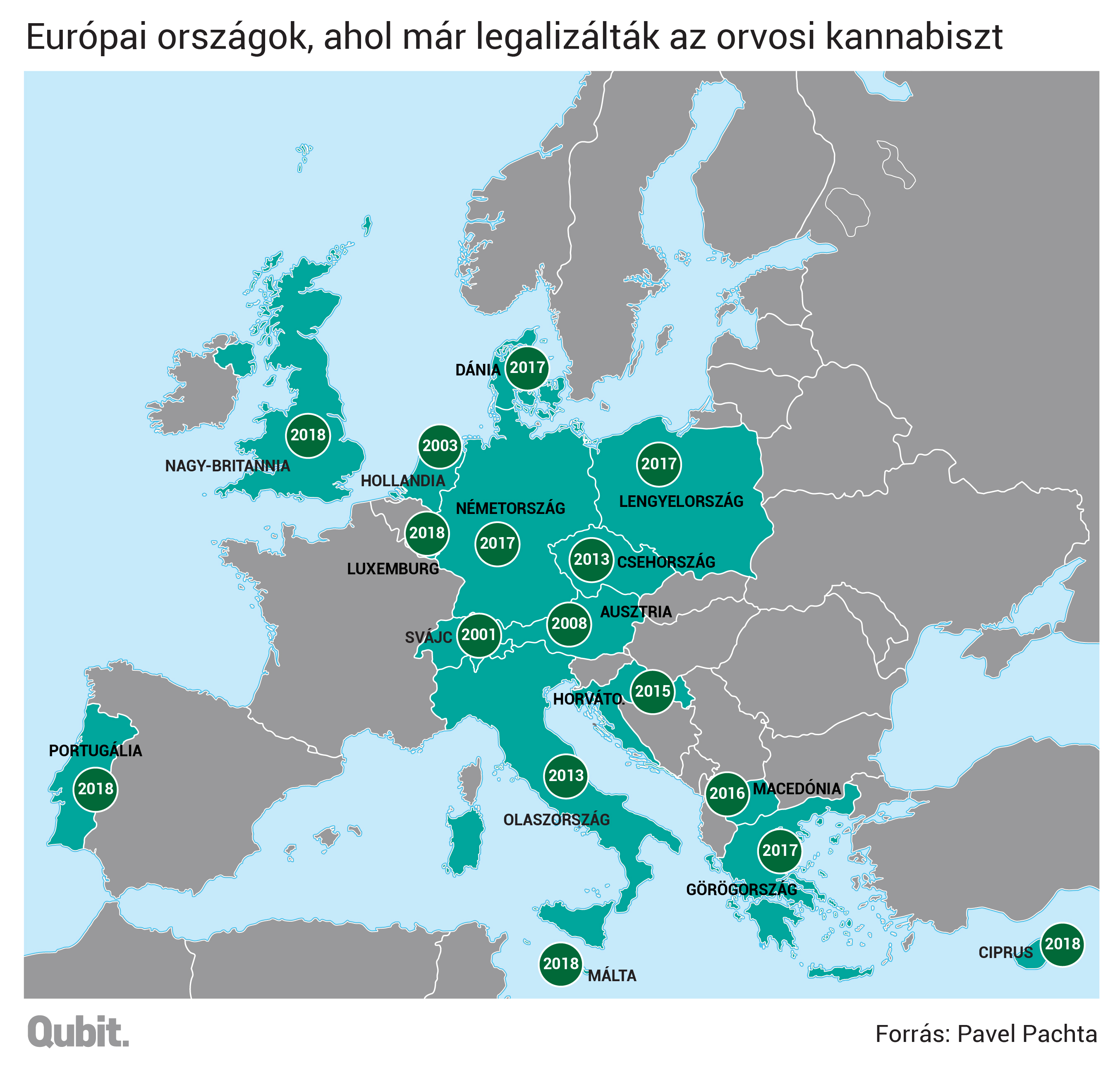 Ausztriában és Csehországban rég legális, a magyar doktorok viszont fel sem merik írni az orvosi marihuánát