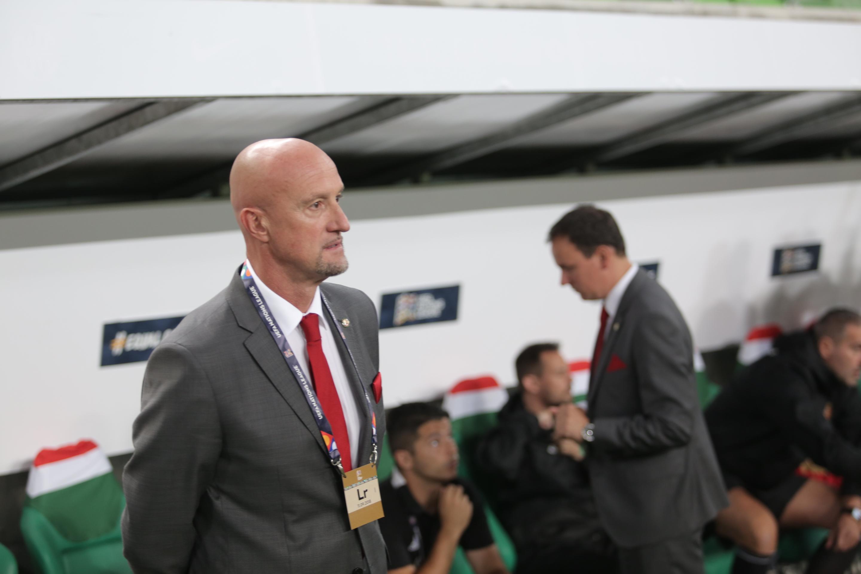 Újra vezet a válogatott a görögök ellen