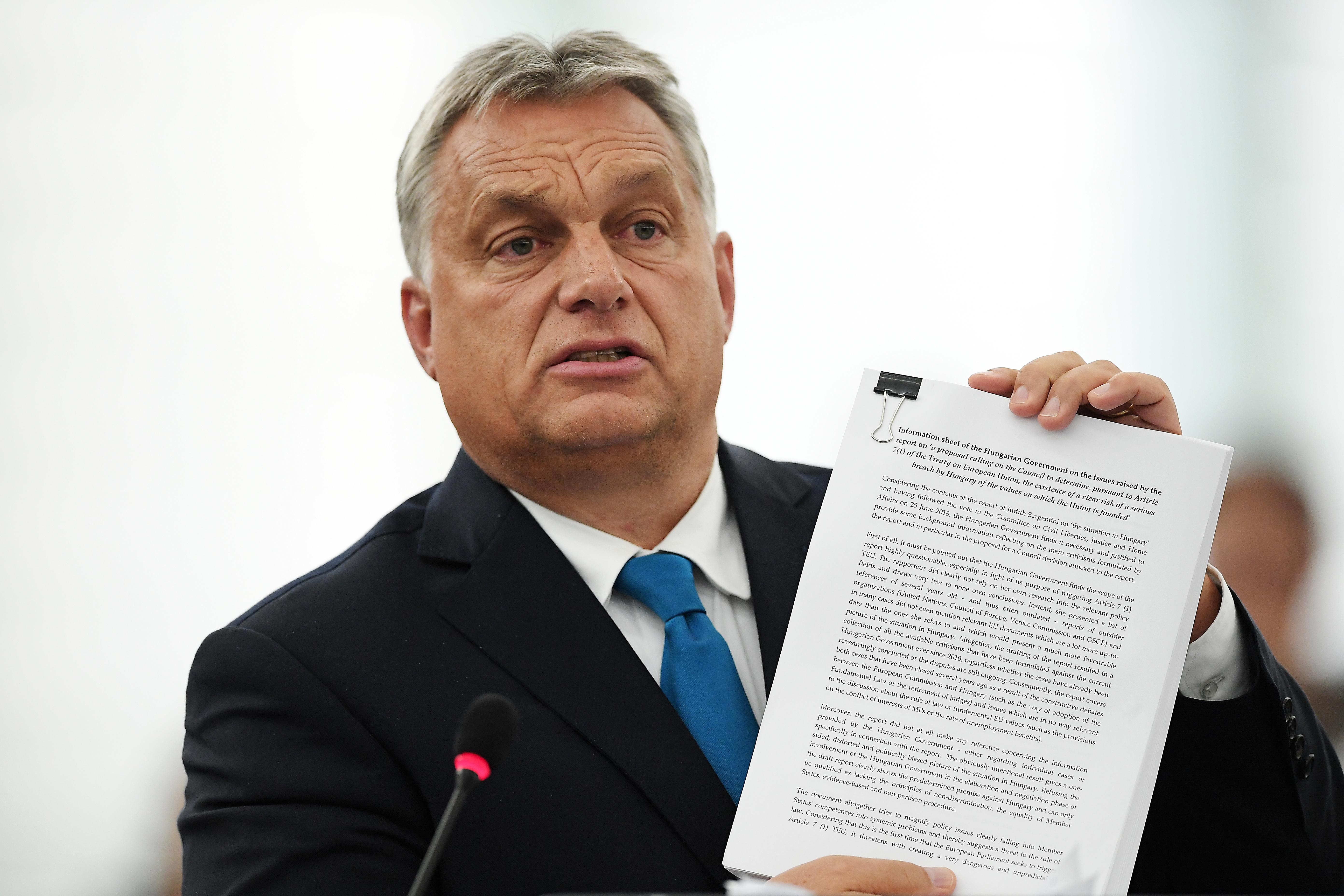 A Fidesz a tartózkodásokra hivatkozva nem fogadja el az EP-szavazás eredményét