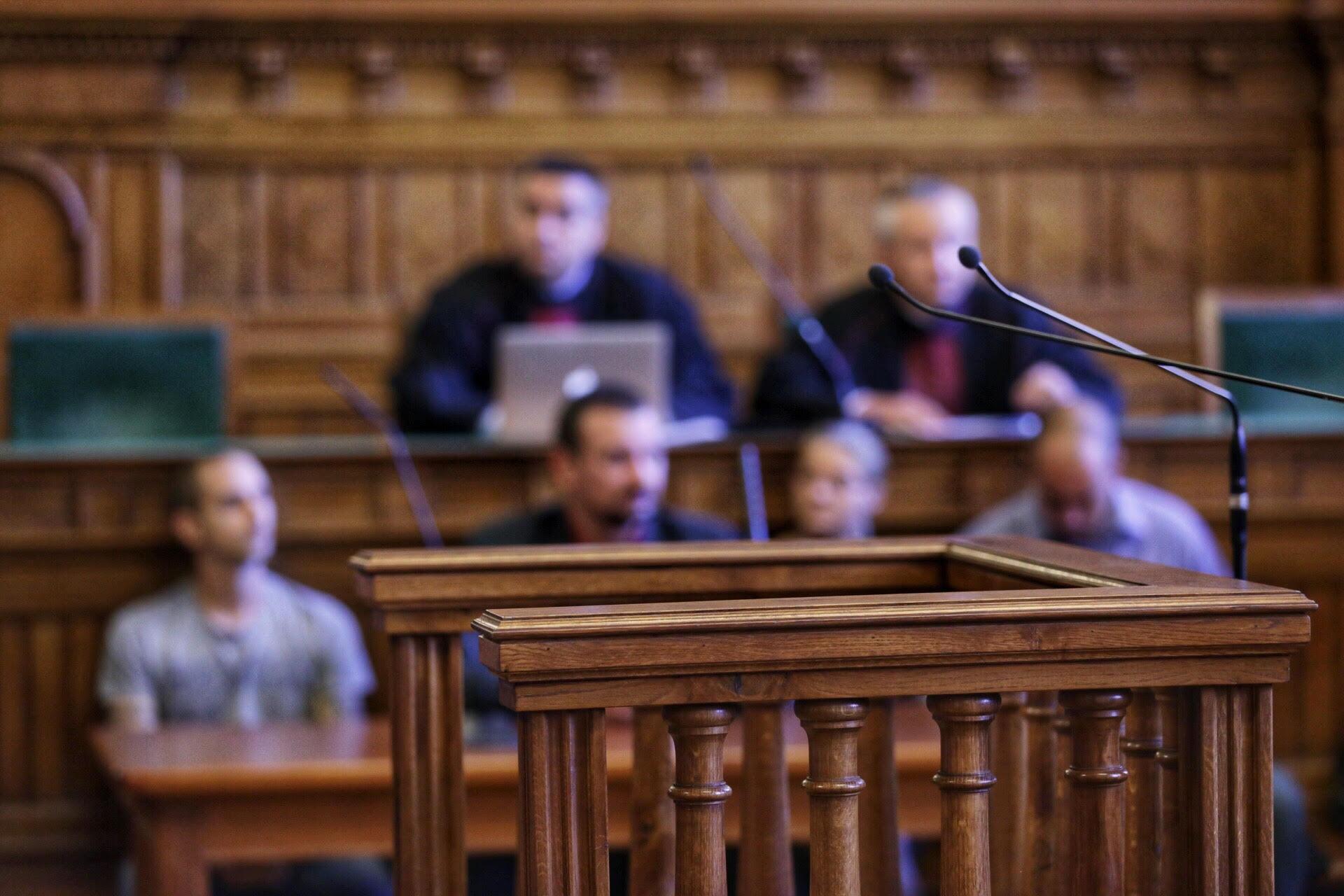 Életfogytig tartó börtönre ítélték a Teréz körúti robbantót, aki a saját ítéletére sem volt kíváncsi