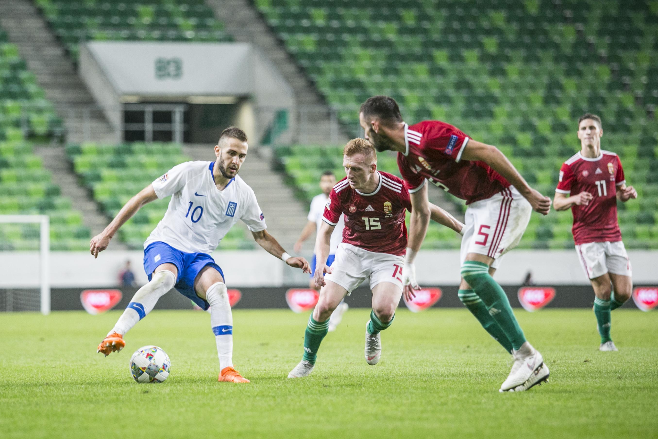 Már lehet jegyet venni a magyar válogatott októberi meccseire