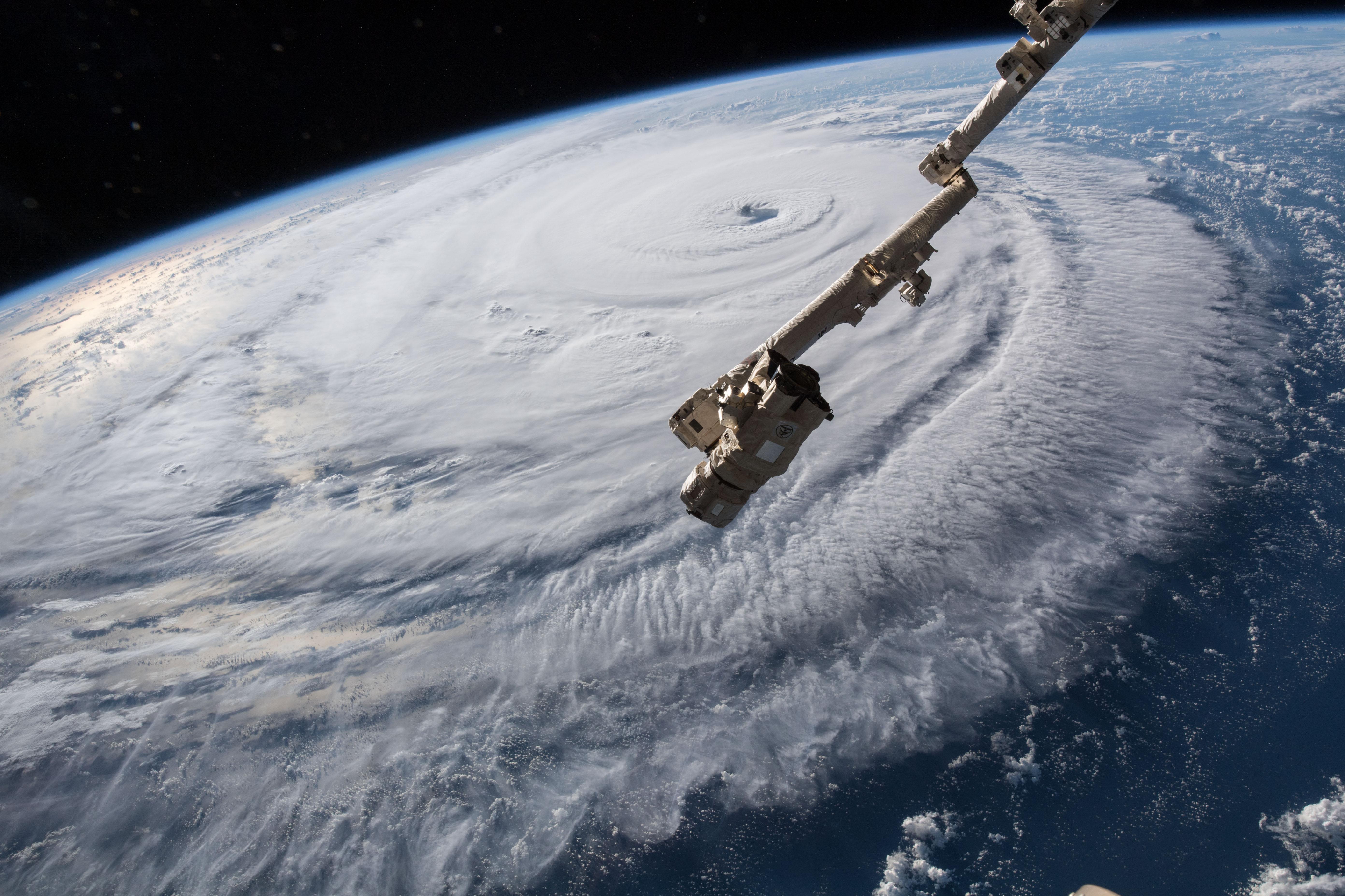 Minden idők vihara lehet a Florence a Karolinákban