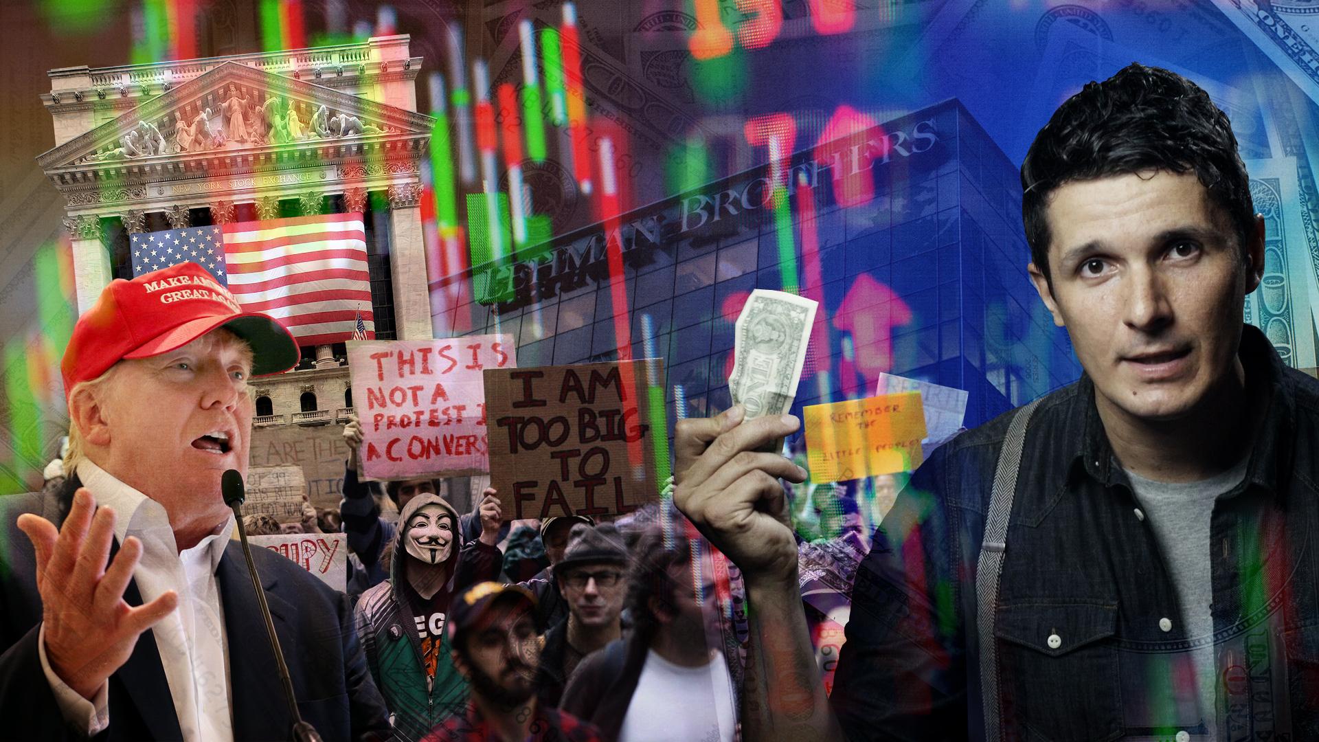 Bedőltek a bankok, és dőlt velük egy teljes világkép