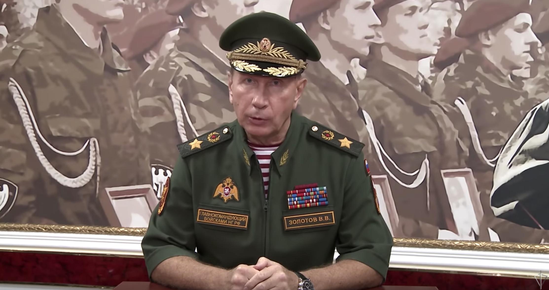 """""""Állj ki velem, laposra verlek!"""" - üzente Navalnijnak az orosz nemzeti gárda vezére, Putyin volt testőre"""