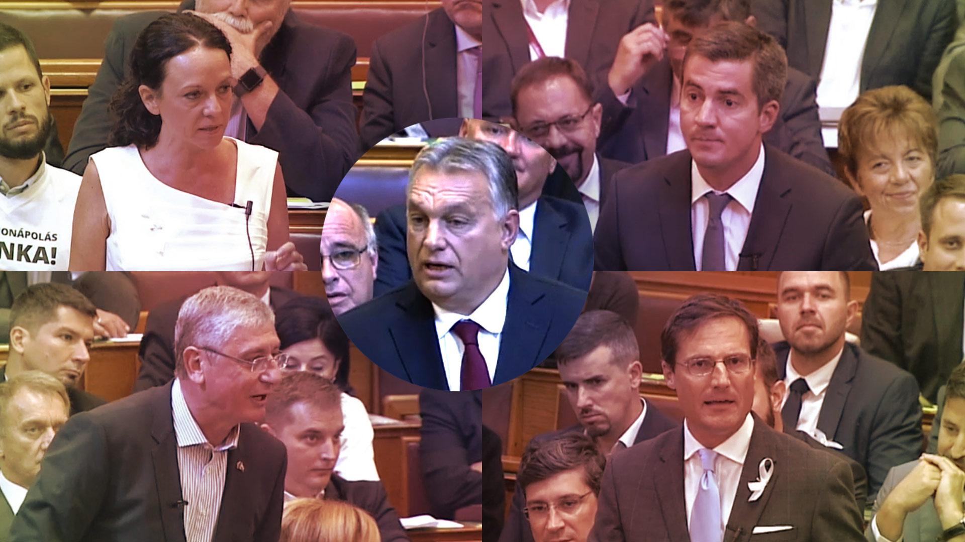 Tudathasadásos! Részeg! Áruló! - A Sargentini-jelentés árnyékában kezdődött a munka a Parlamentben