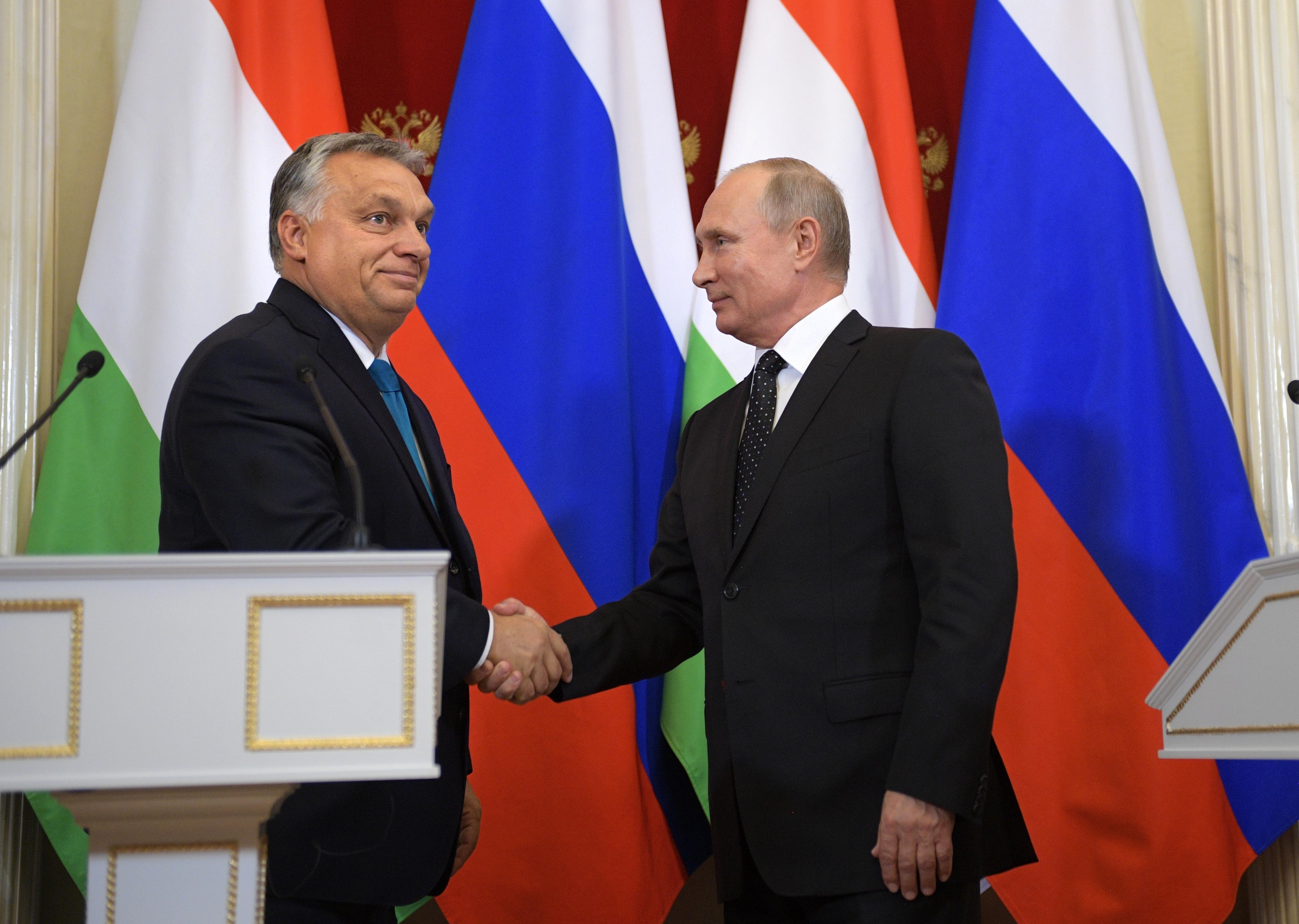 Orbán egy csomó kéréssel érkezett Moszkvába, Putyin majd megfontolja ezeket