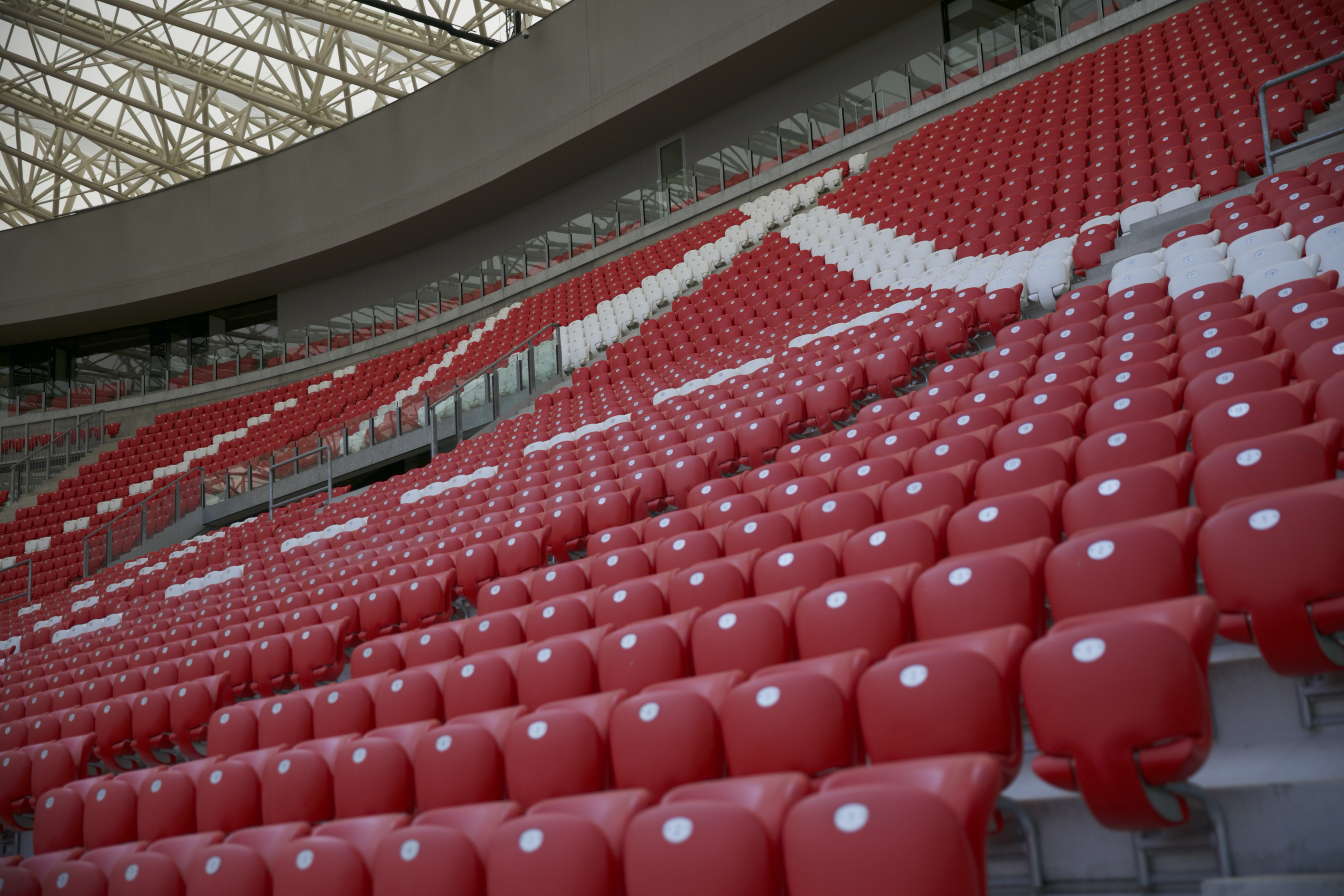 Negatív rekord: 1957 néző szurkolt a Vidinek az új 14 milliárdos stadionban