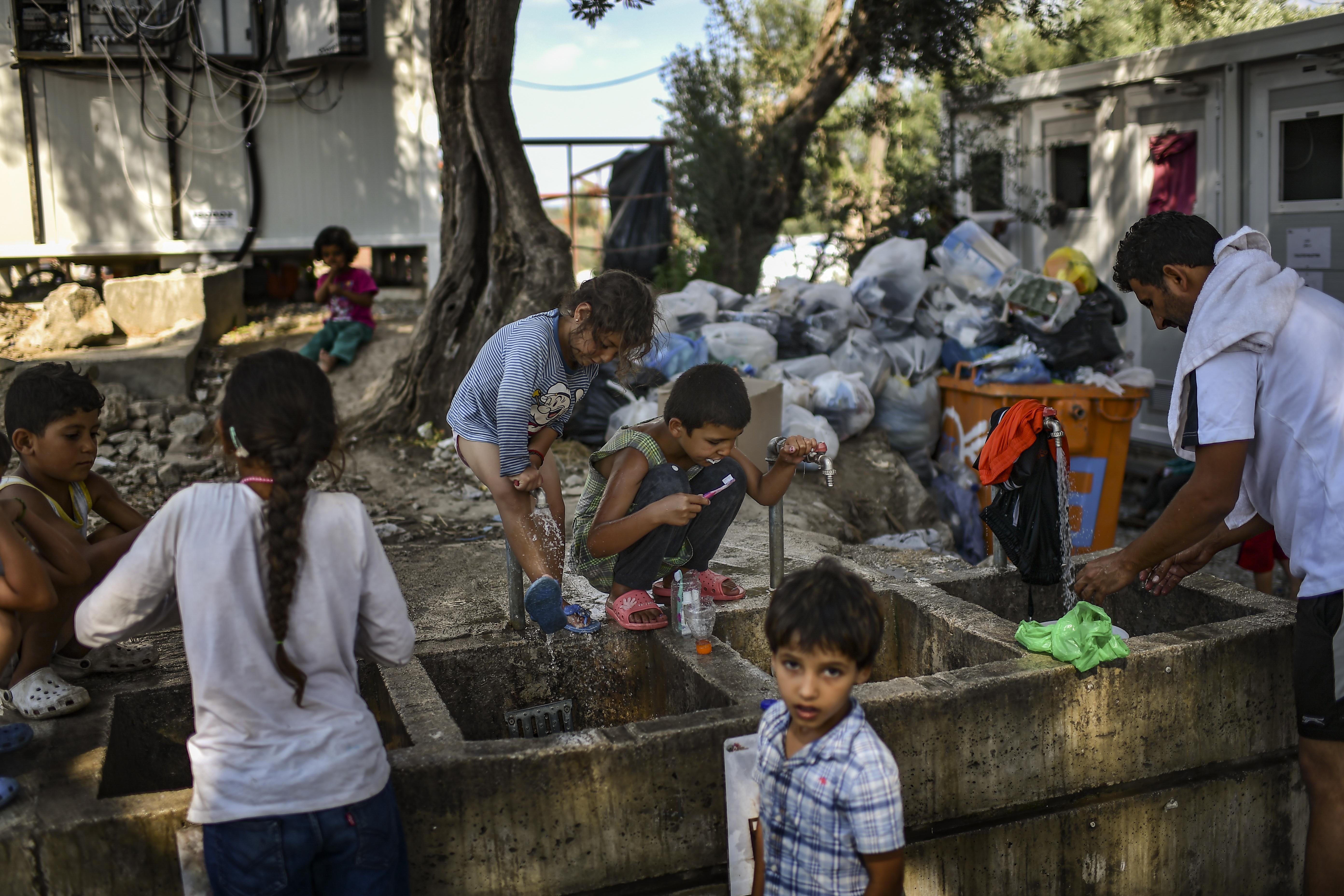 Kibírhatatlanná vált a helyzet a világ egyik legszörnyűbb menekülttáborában