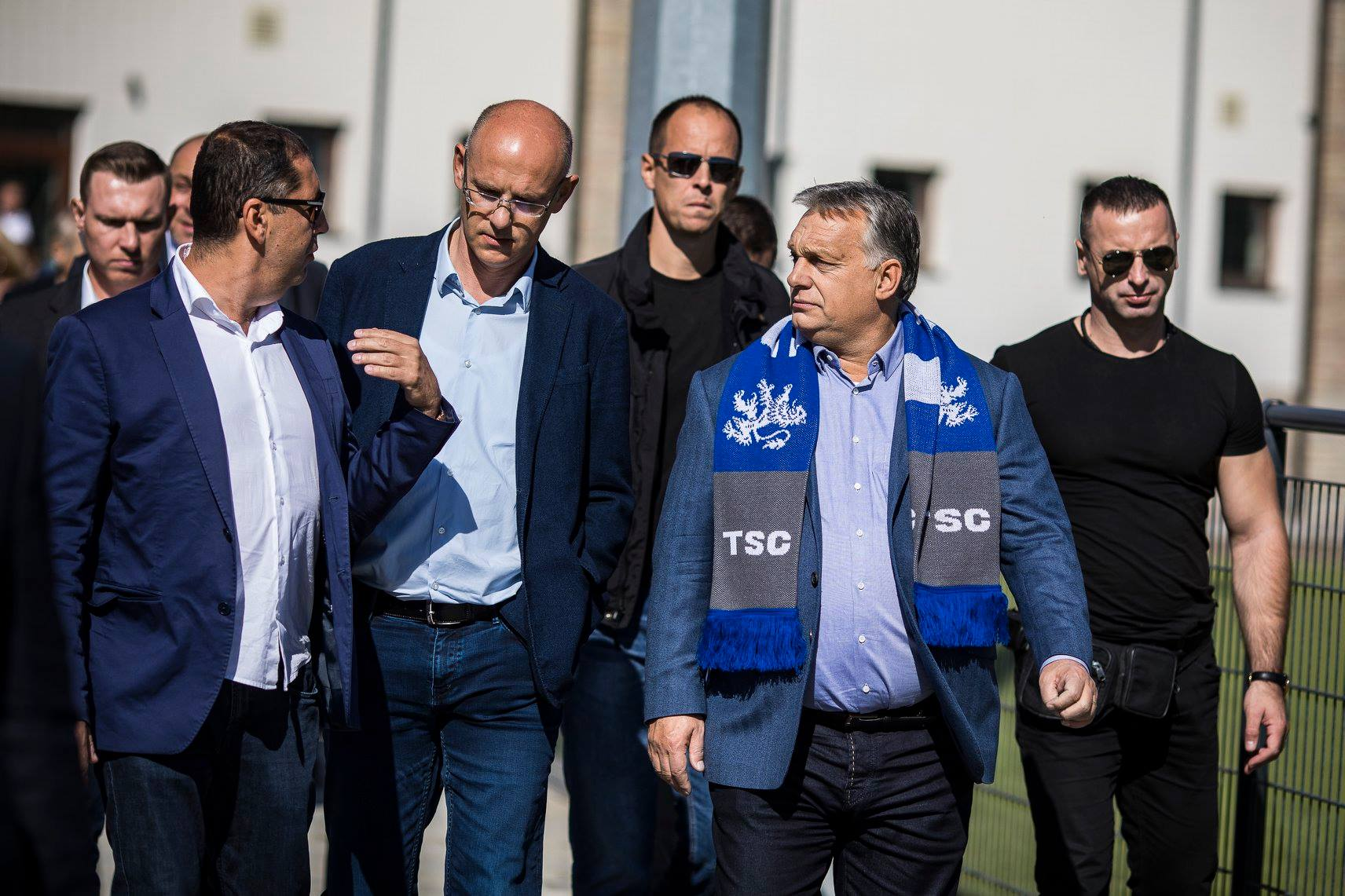 Egy játékos anyanyelve magyar a nemzetpolitikai okokból milliárdokkal támogatott topolyai focicsapat keretéből
