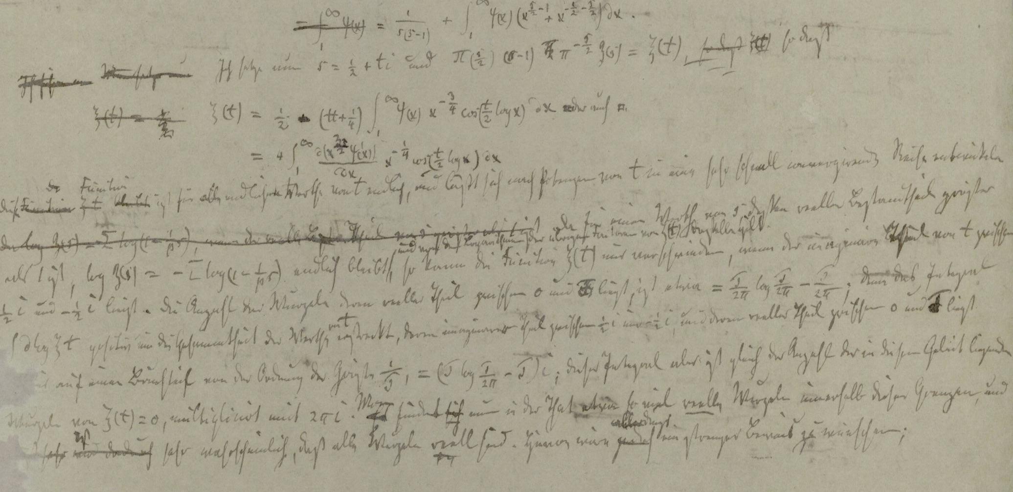 Egy 89 éves lovag bebizonyíthatta a Riemann-sejtést