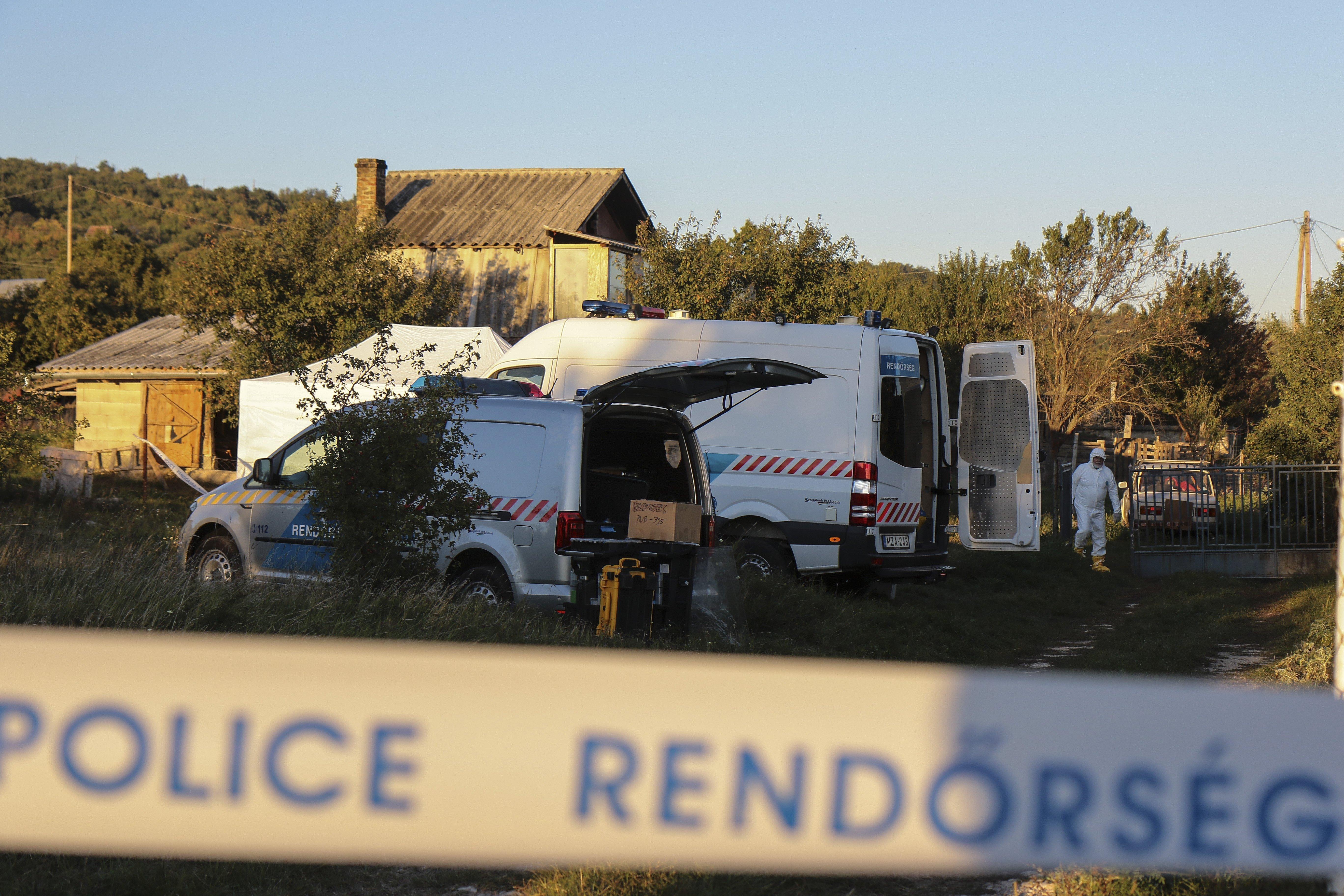 Beismerő vallomást tett a várpalotai kettős gyilkosság gyanúsítottja