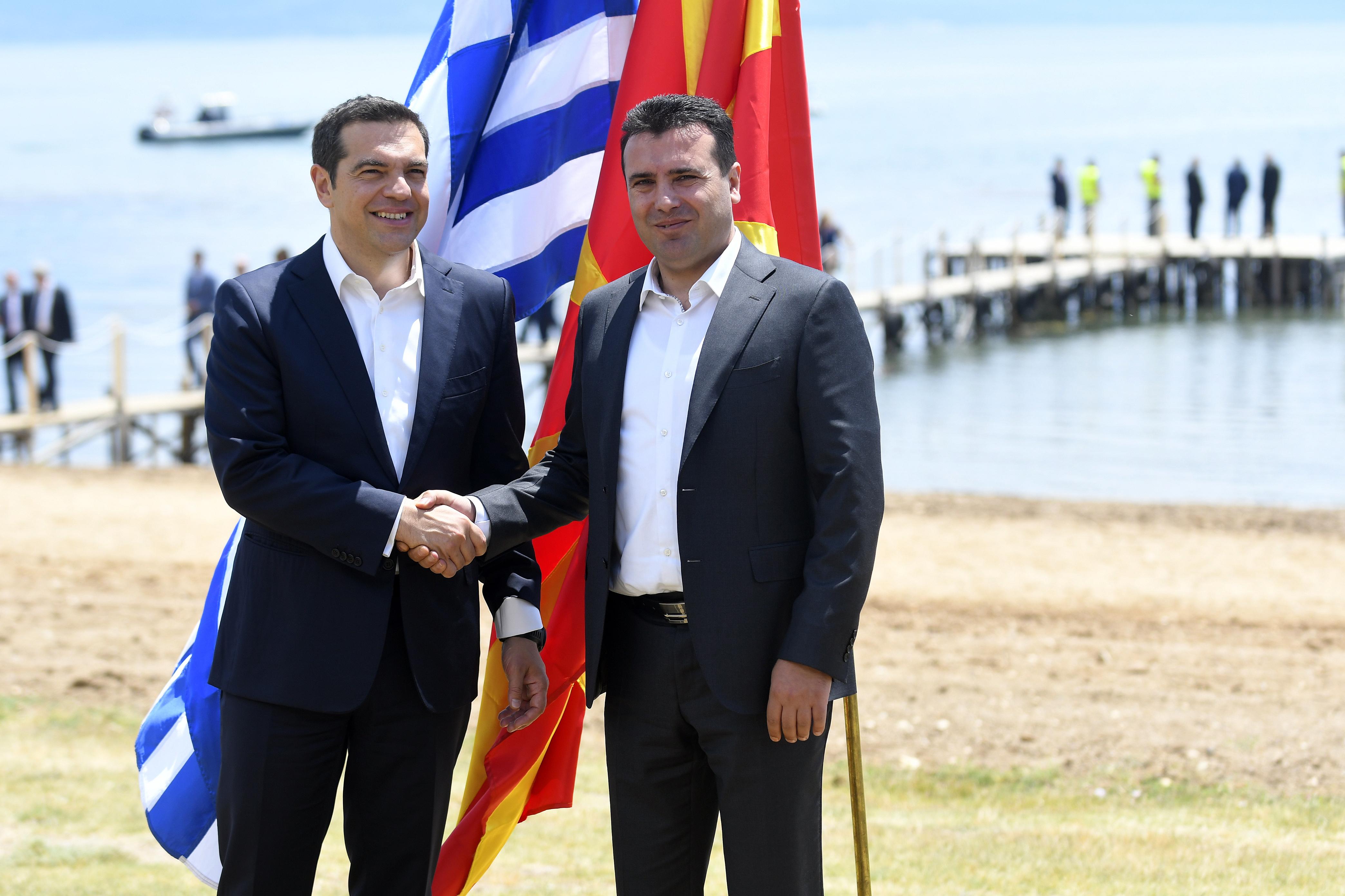Vasárnap fordulóponthoz érkezik Macedónia történelme