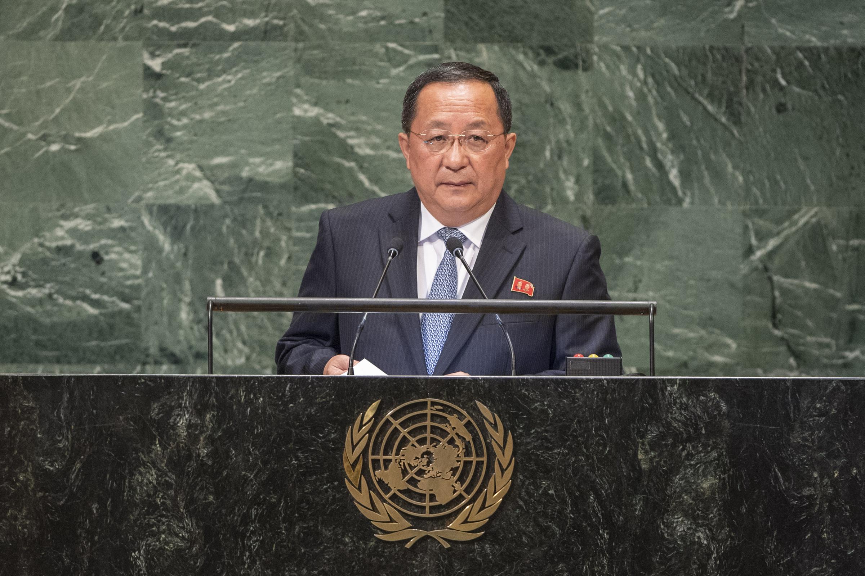 """Ha nem bízhat az USA-ban, Észak-Korea """"semmiképp"""" nem szereli le atomfegyvereit"""