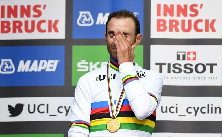 Az öreg spanyol legenda nyerte a kerékpáros vébé fő számát