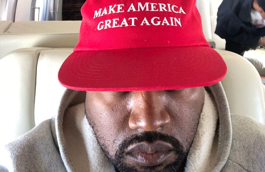 Indul az elnökválasztáson, erről posztolt Kanye West