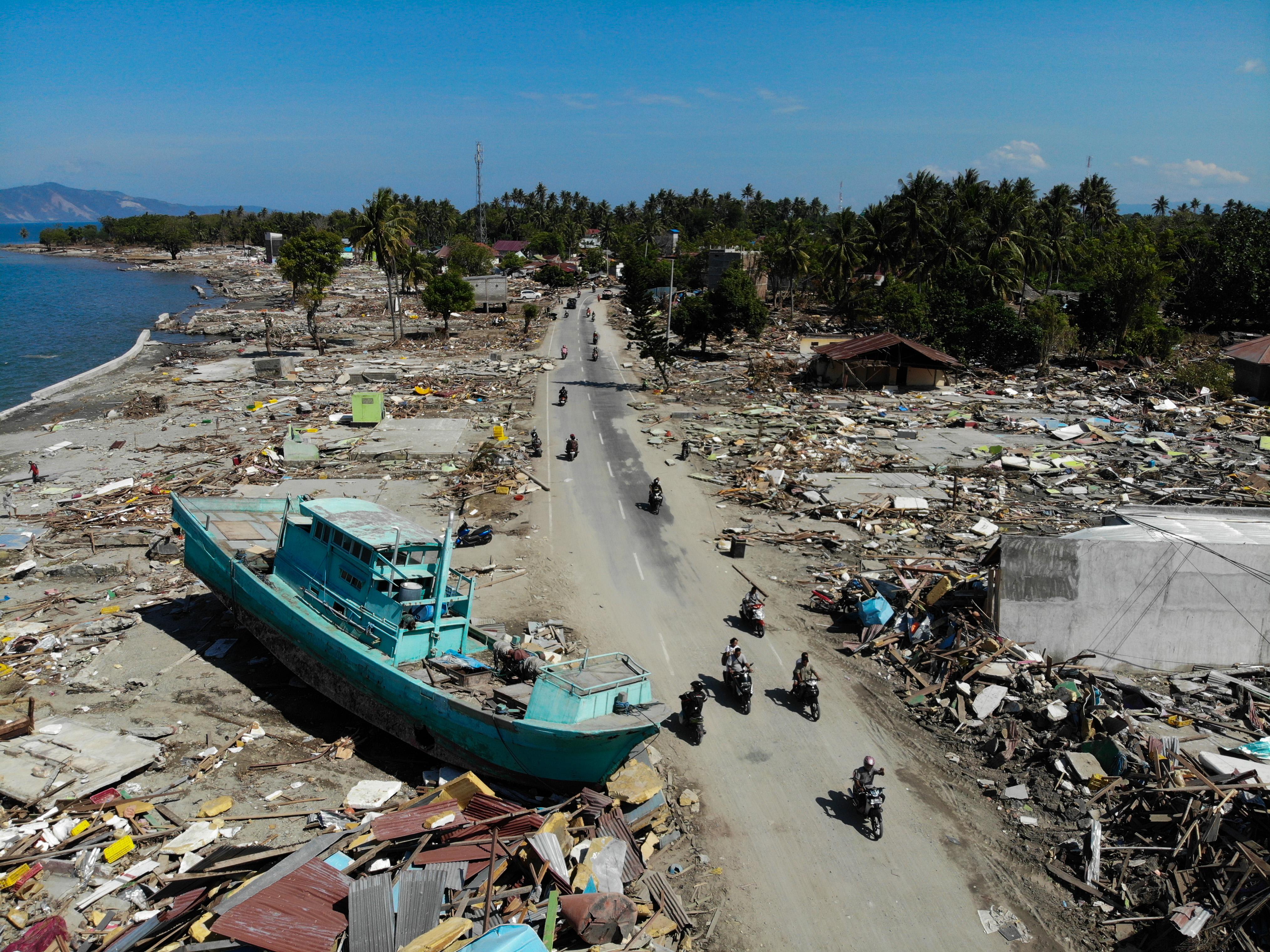 Már 1407 halottja van a celebeszi cunaminak