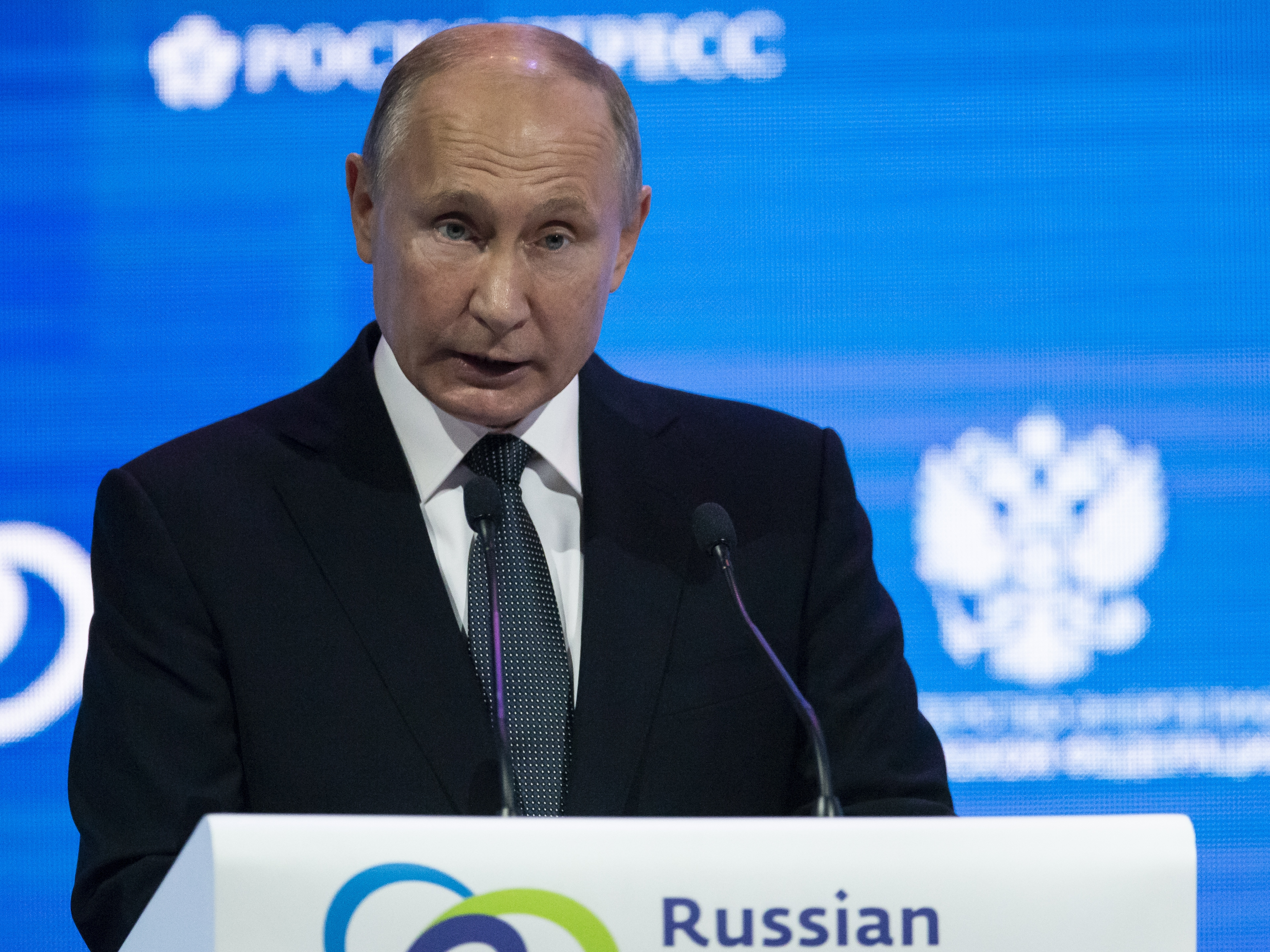 Putyin: Ha Ukrajna állampolgárságot ad az oroszoknak, Oroszország meg az ukránoknak, közös állampolgárságunk lesz