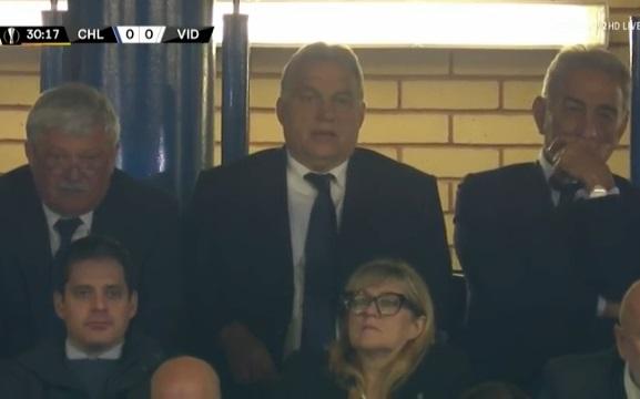 Orbán Viktor és Csányi Sándor mellett Schmidt Mária és Adnan Polat is ott van Londonban a Vidi meccsén