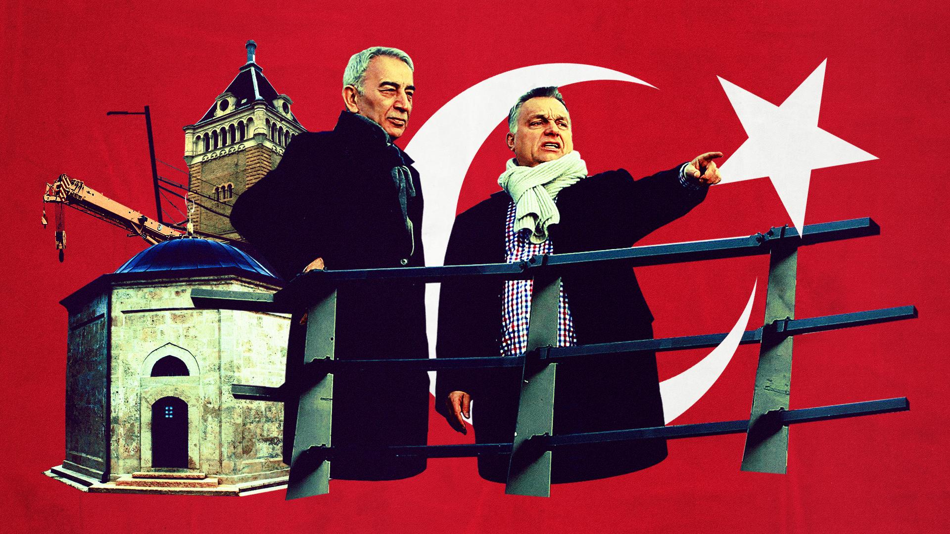 Orbán és Erdogan közös barátja, aki mindenhol ott van