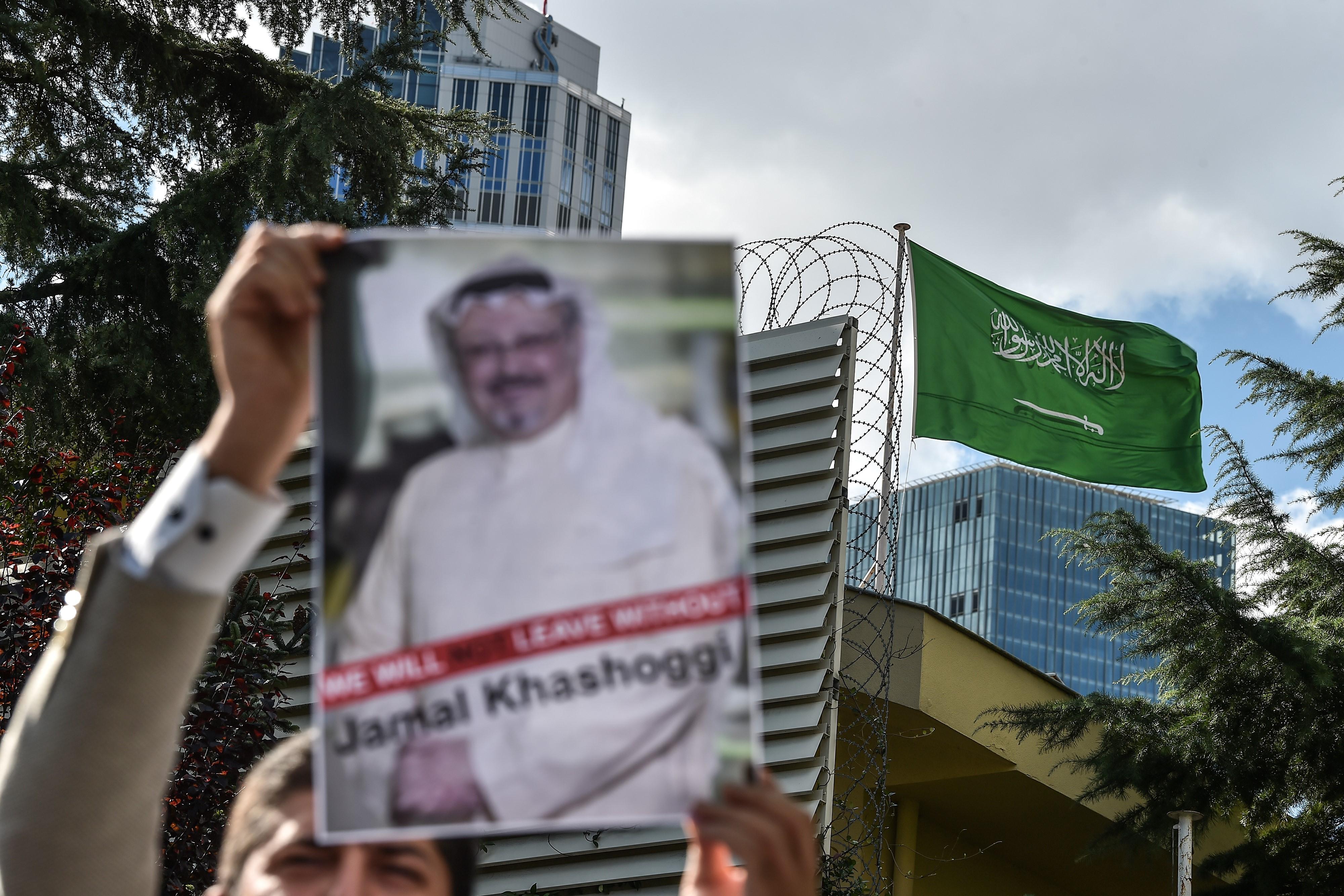 Öt emberre kérnek halálbüntetést a szaúdi ügyészek a Khashoggi-gyilkosság miatt