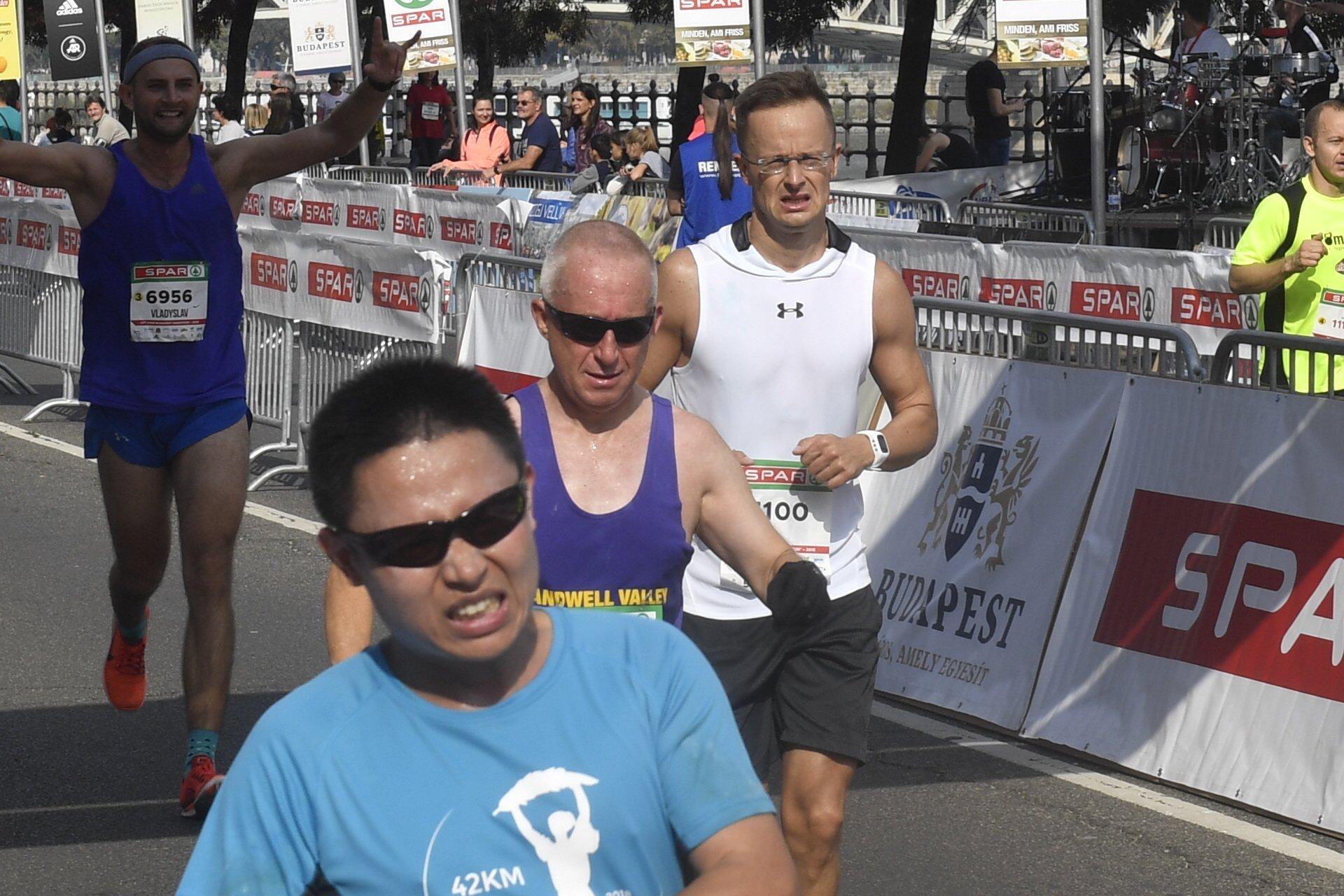 Hétvégén lesz a Budapest Maraton, jó sok lezárással