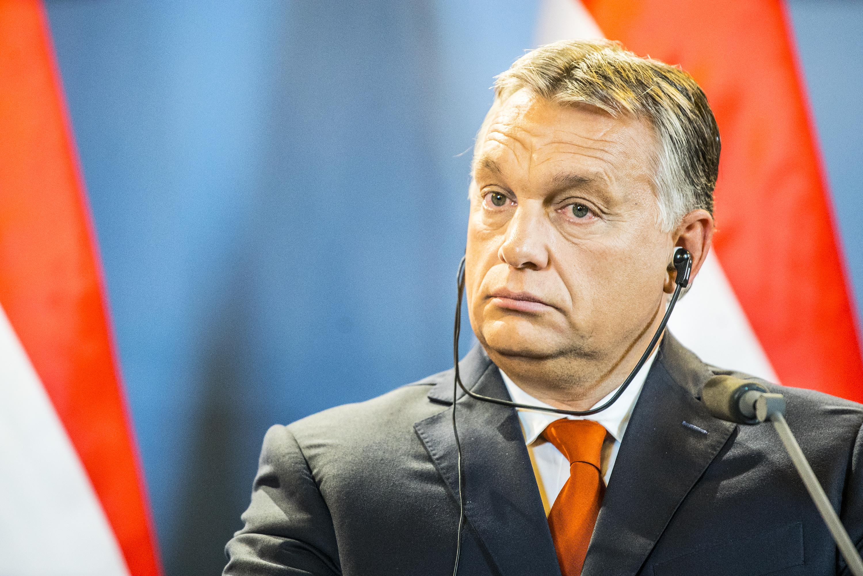 Eljött a nagy nap: Orbán kormányinfót tartott