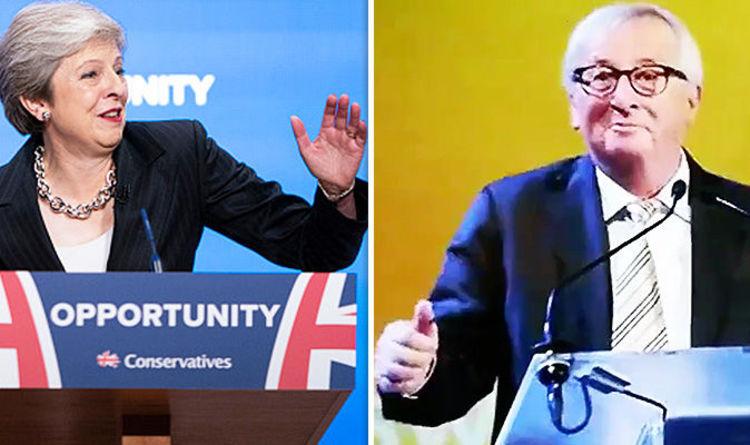 Juncker Theresa Mayt gúnyoló táncmozdulata állítólag nem Theresa Mayt gúnyolta