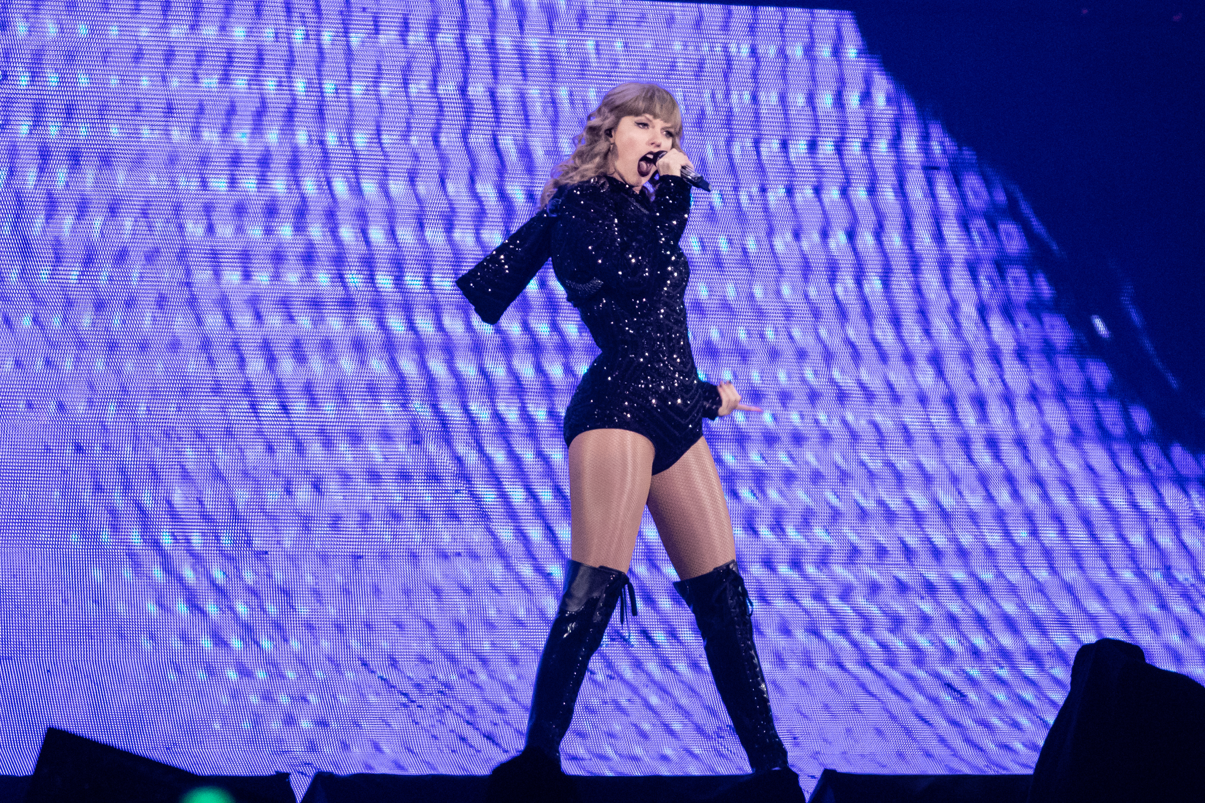 Trump mostantól 25 százalékkal kevésbé szereti Taylor Swift zenéjét