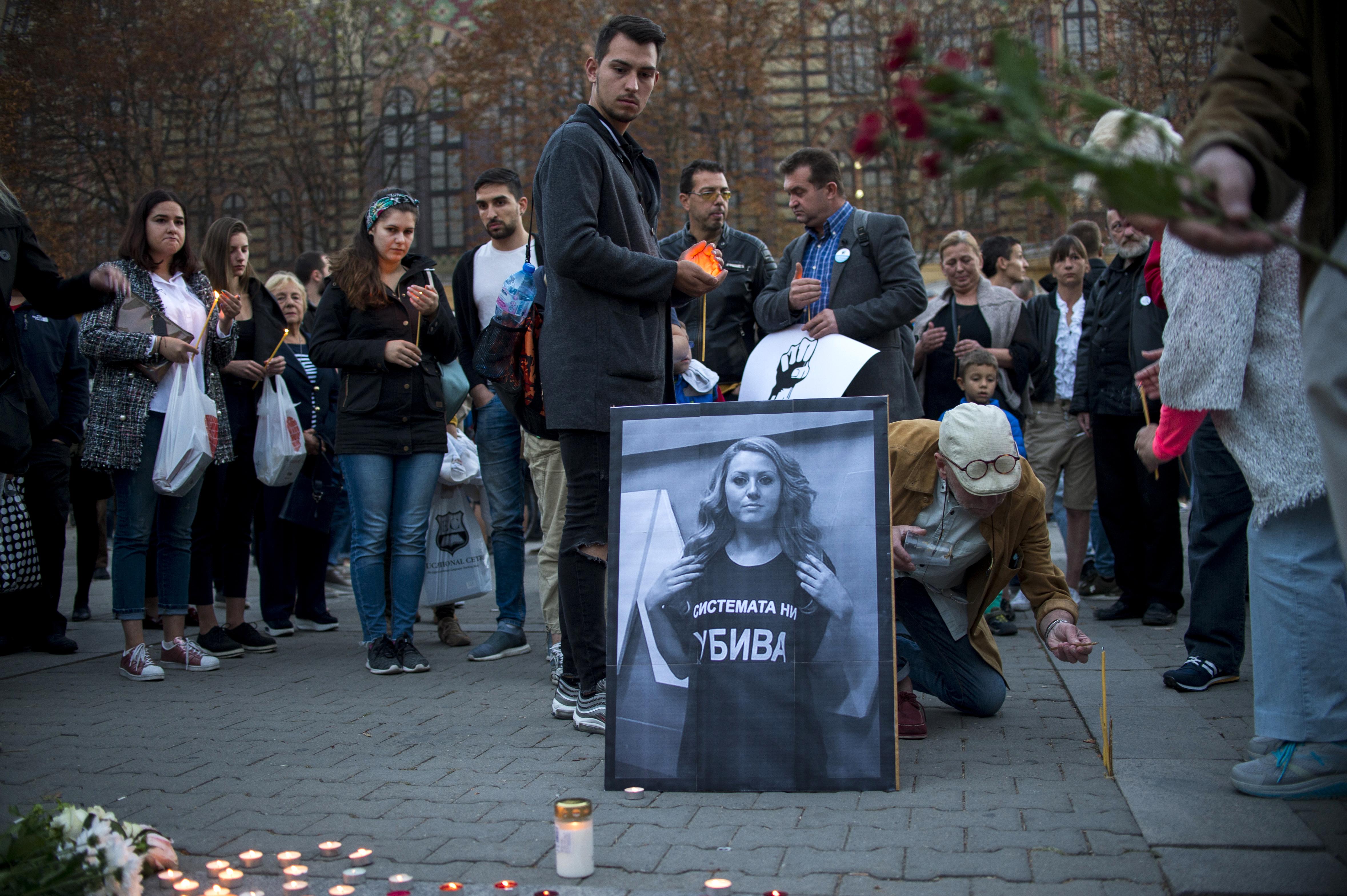 Részeg volt és drogozott is a férfi, akit a bolgár újságíró meggyilkolásával gyanúsítanak