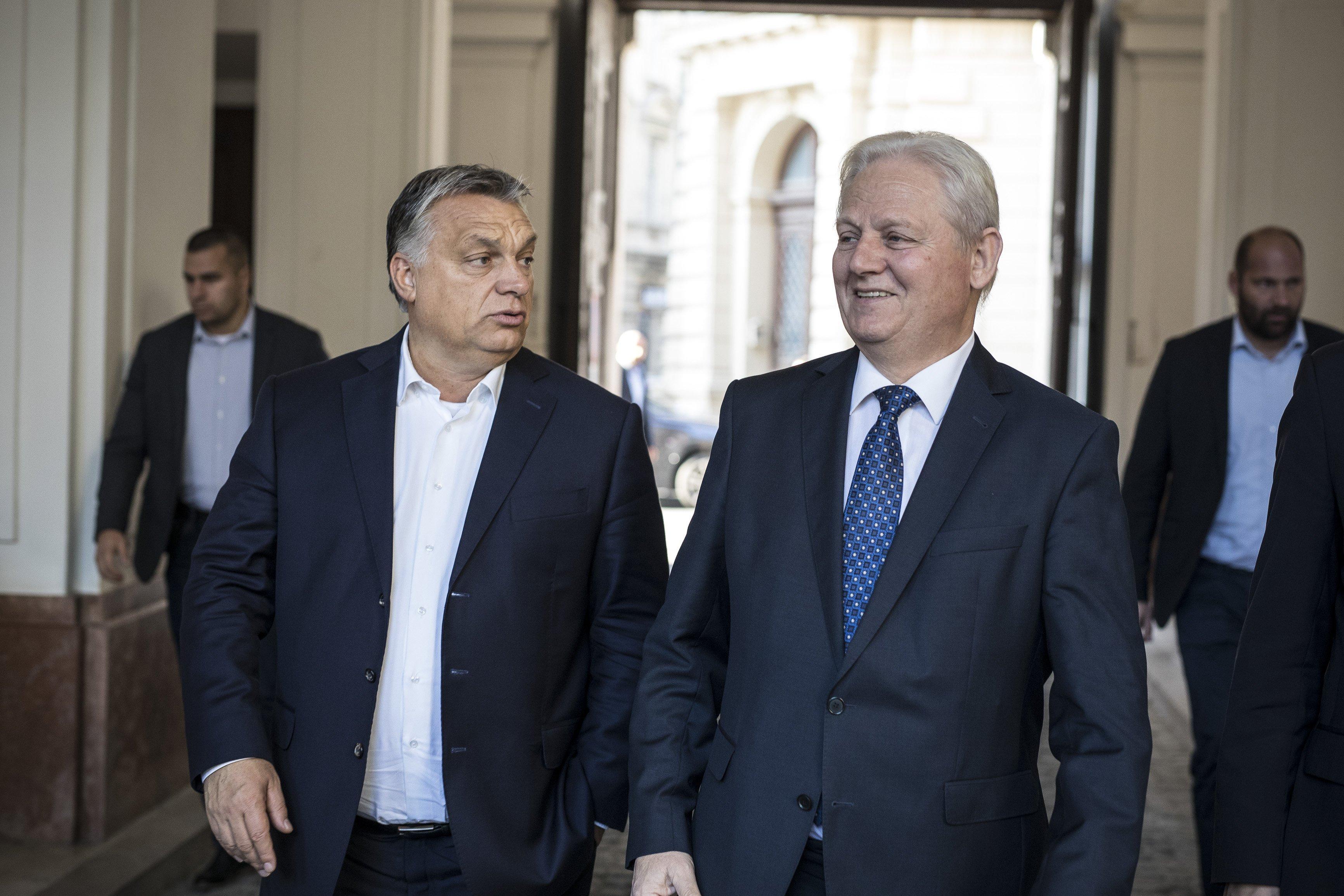 Tarlós István arra kéri Orbán Viktort, hogy ne nyírják ki teljesen a kulturális TAO-támogatásokat