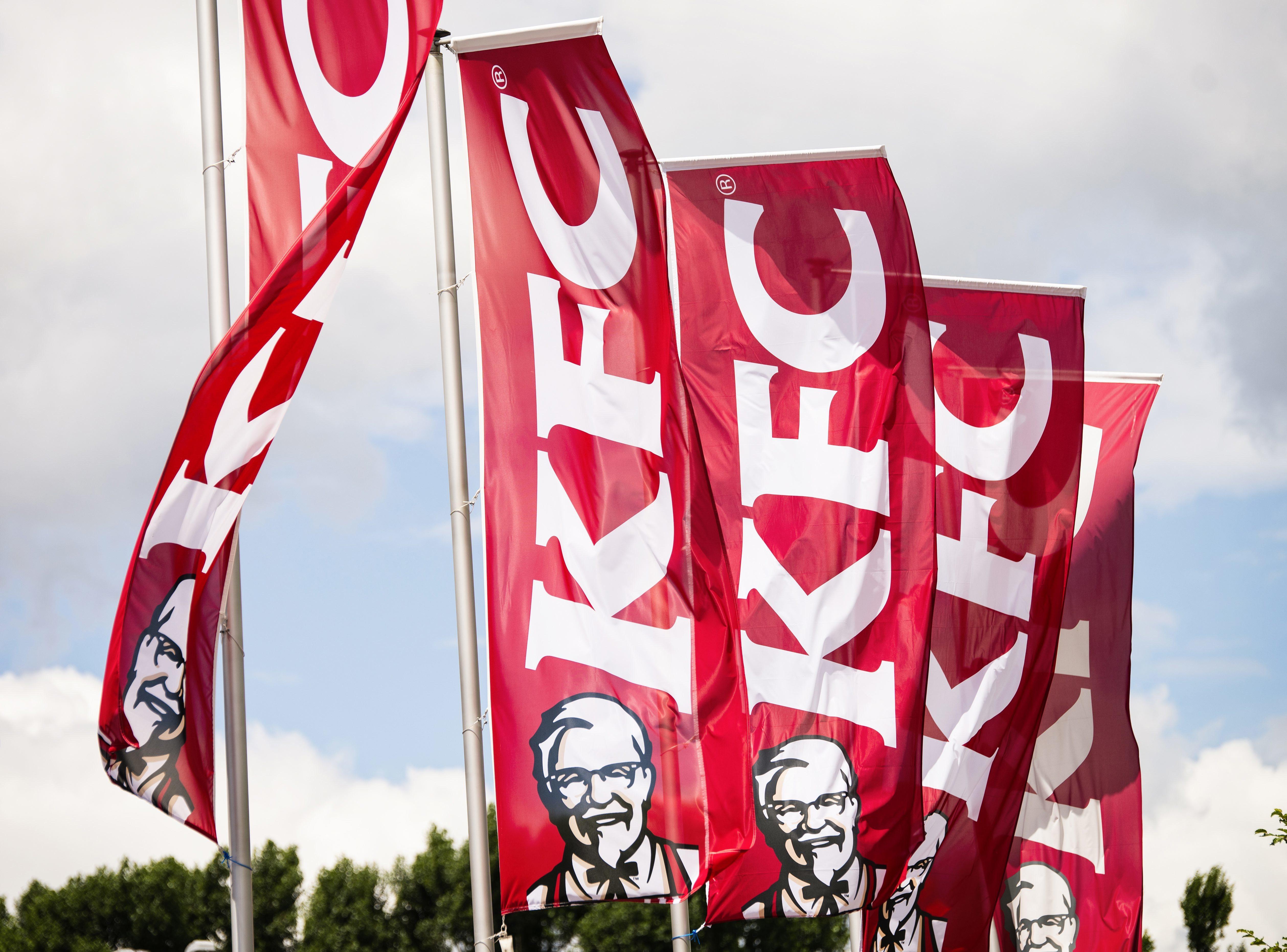 Bezárt a KFC Zimbabwéban, mert nem volt pénzük csirkehúst venni