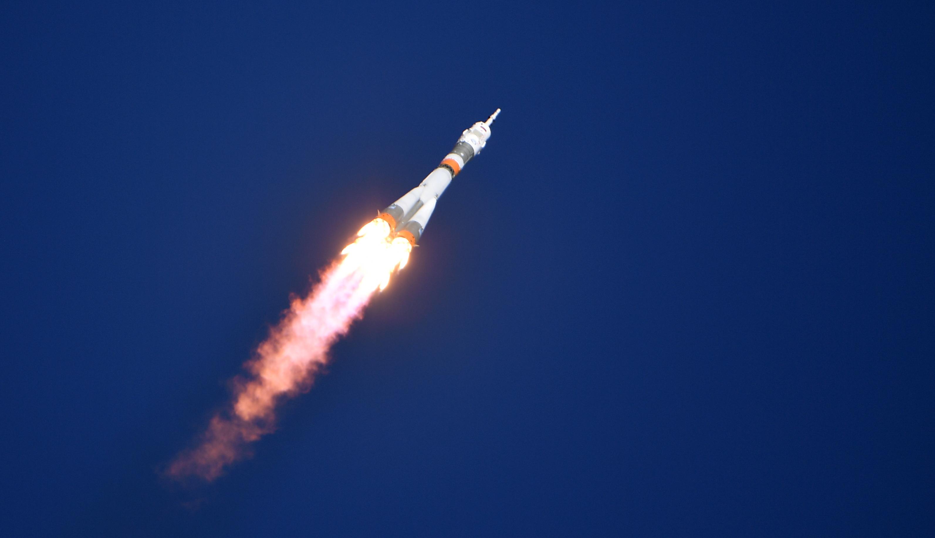 Kényszerleszállást kellett végrehajtania a Szojuz MSZ-10 űrhajónak