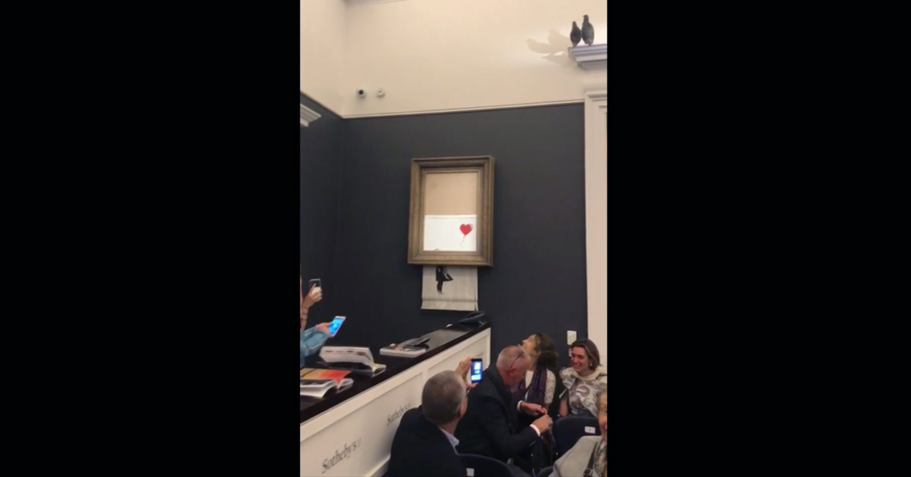 Végül tényleg kifizette az 1 millió fontot a ledarált Banksy-képért a szerencsés gyűjtő