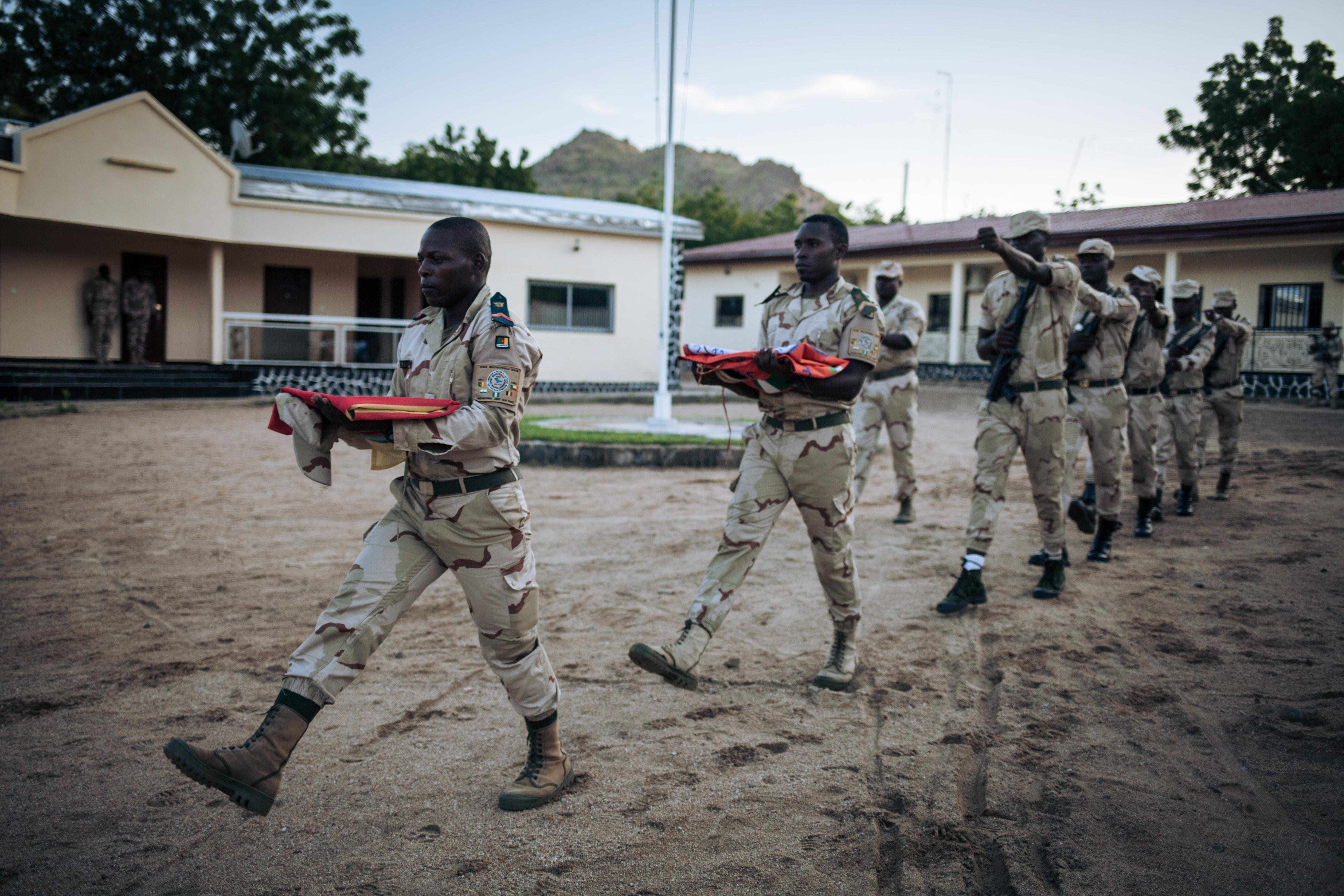 833 gyerekkatonákat engedett szabadon egy nigériai milícia