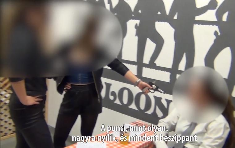 Figyelmeztetést kapott az NKE Kriminalisztikai Intézet tanszékvezetője egy kukizós-puncizós kisfilm miatt