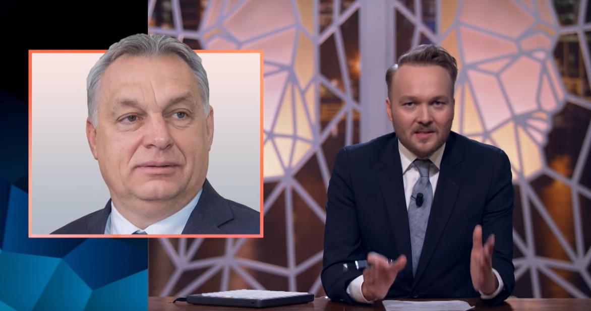 """""""Egy másodpercnyi Sargentiniben több igazság van, mint két hónapnyi Hír Tv-ben"""" – Magyarul üzent a holland közmédia szatirikus műsora"""