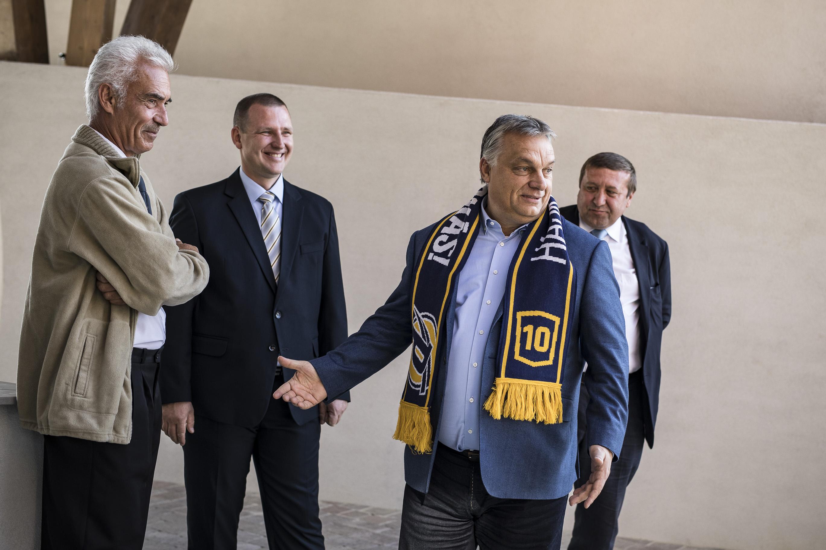 8,8 milliárd forint nyereséget termelt tavaly a felcsúti focialapítvány
