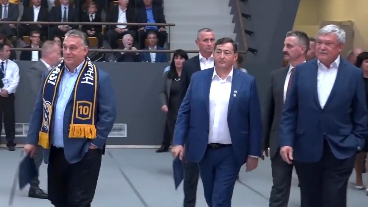 Valahogy mégis felbukkant a háttérben Mészáros Lőrinc a diósgyőri foci új tulajdonosai mögött