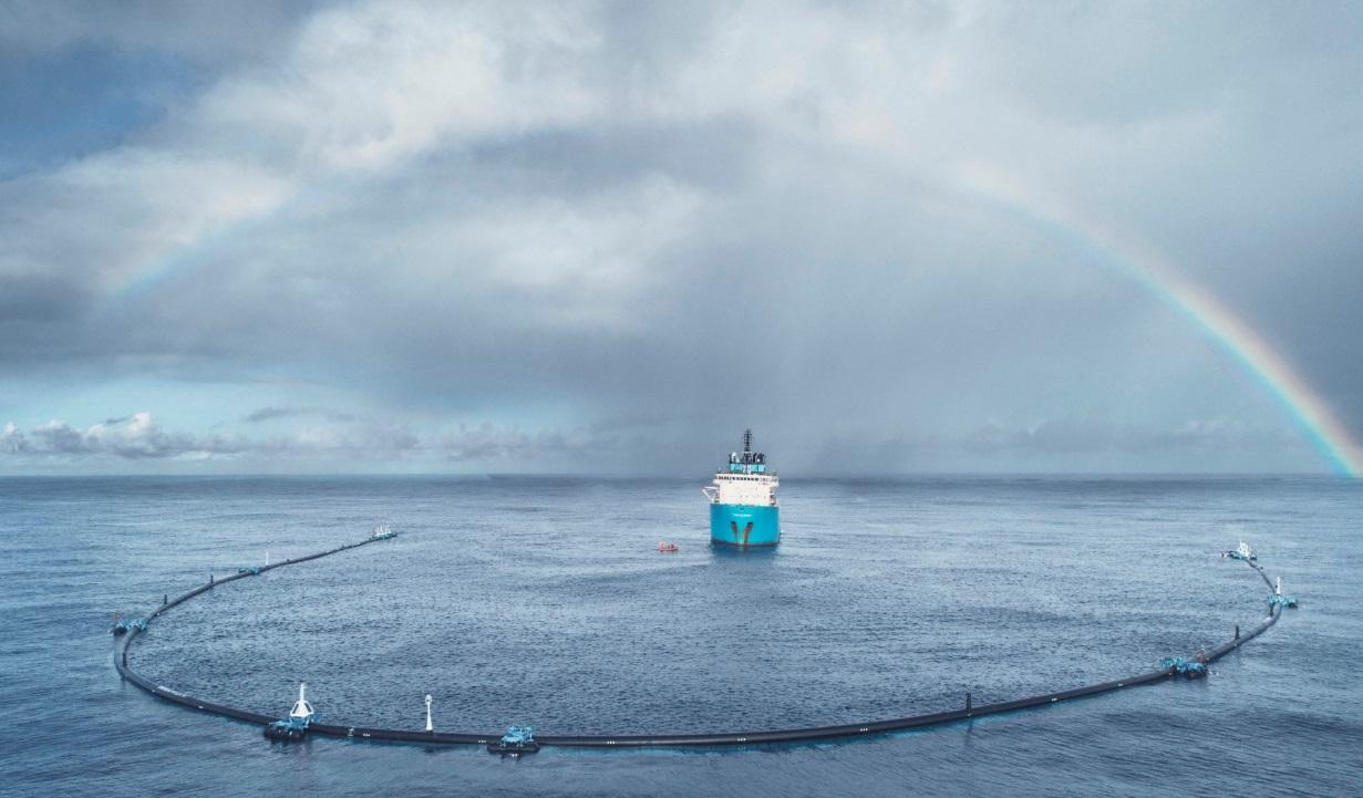 Eljött a perc, elkezdik kitakarítani a Nagy csendes-óceáni szemétszigetet