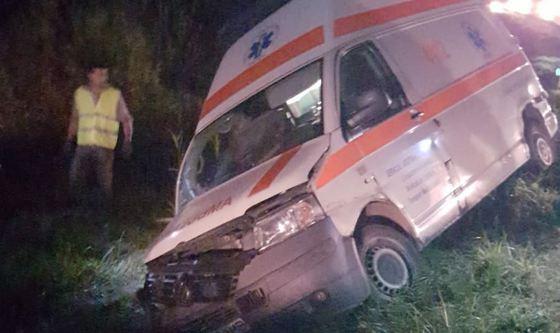 Részegen indult a kórházba a beteggel a román mentős