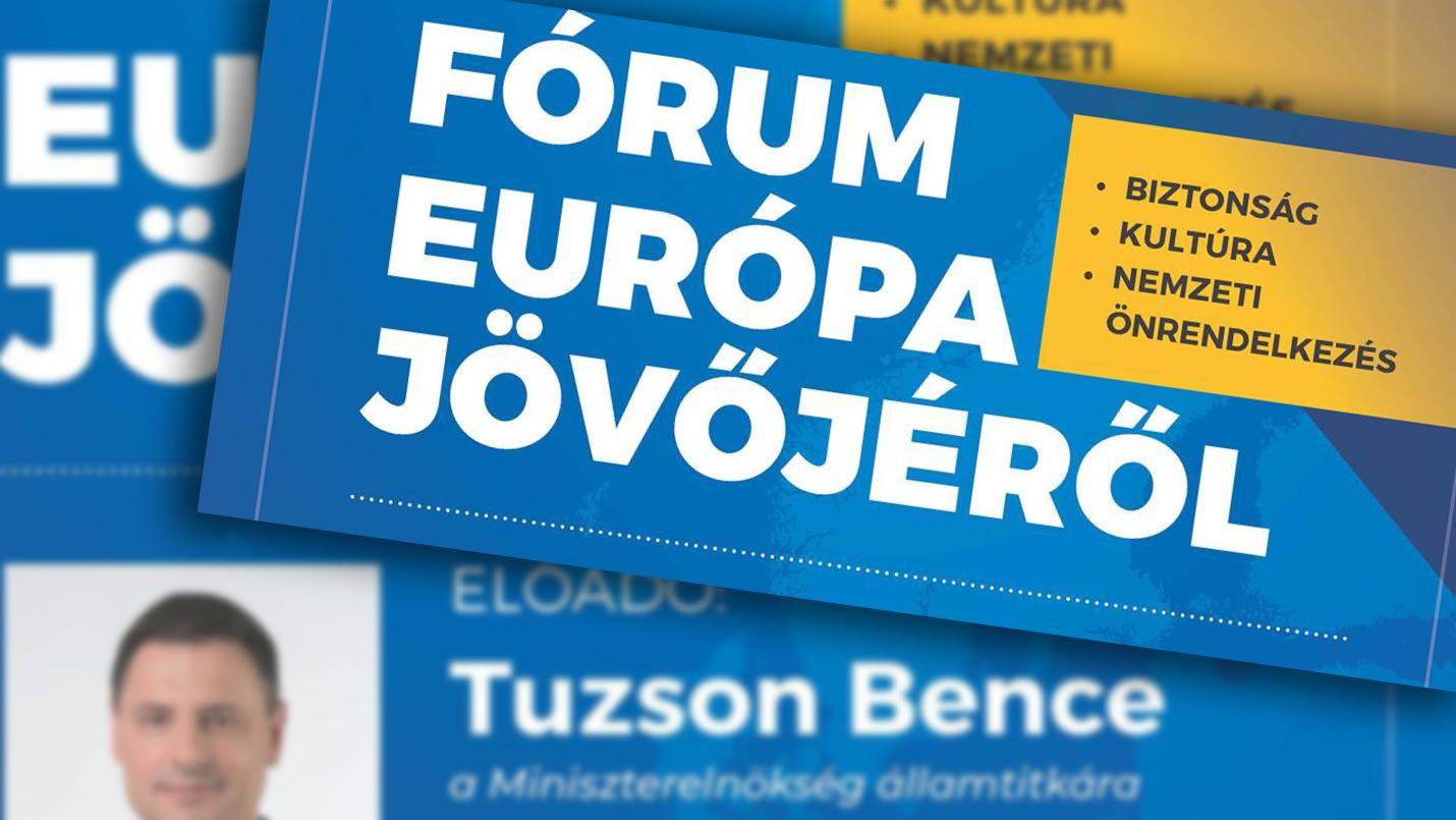 Már jövő héten startolnak a kormányzati fórumok: biztonság, kultúra, nemzeti önrendelkezés