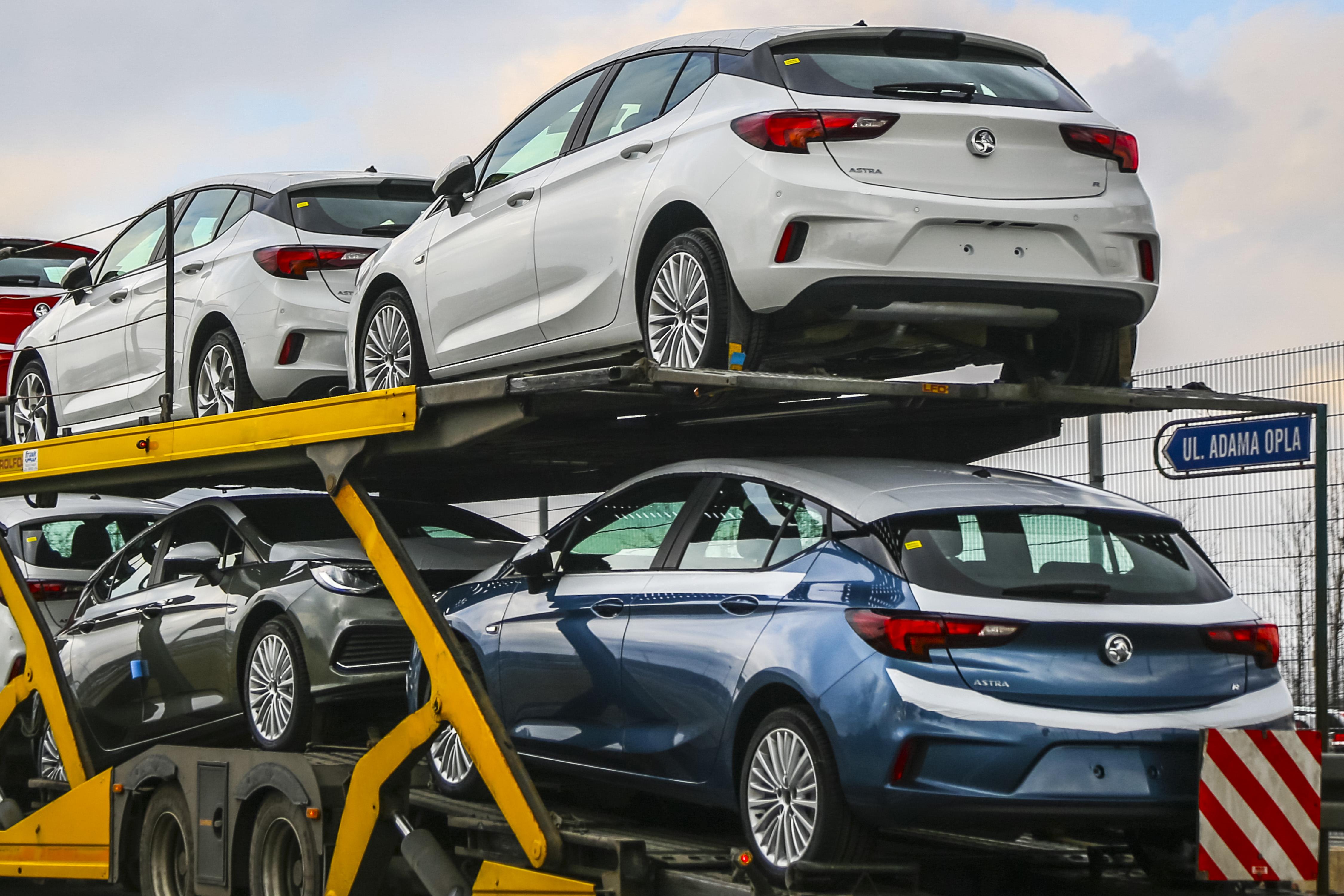 Leáll az Opel gyár