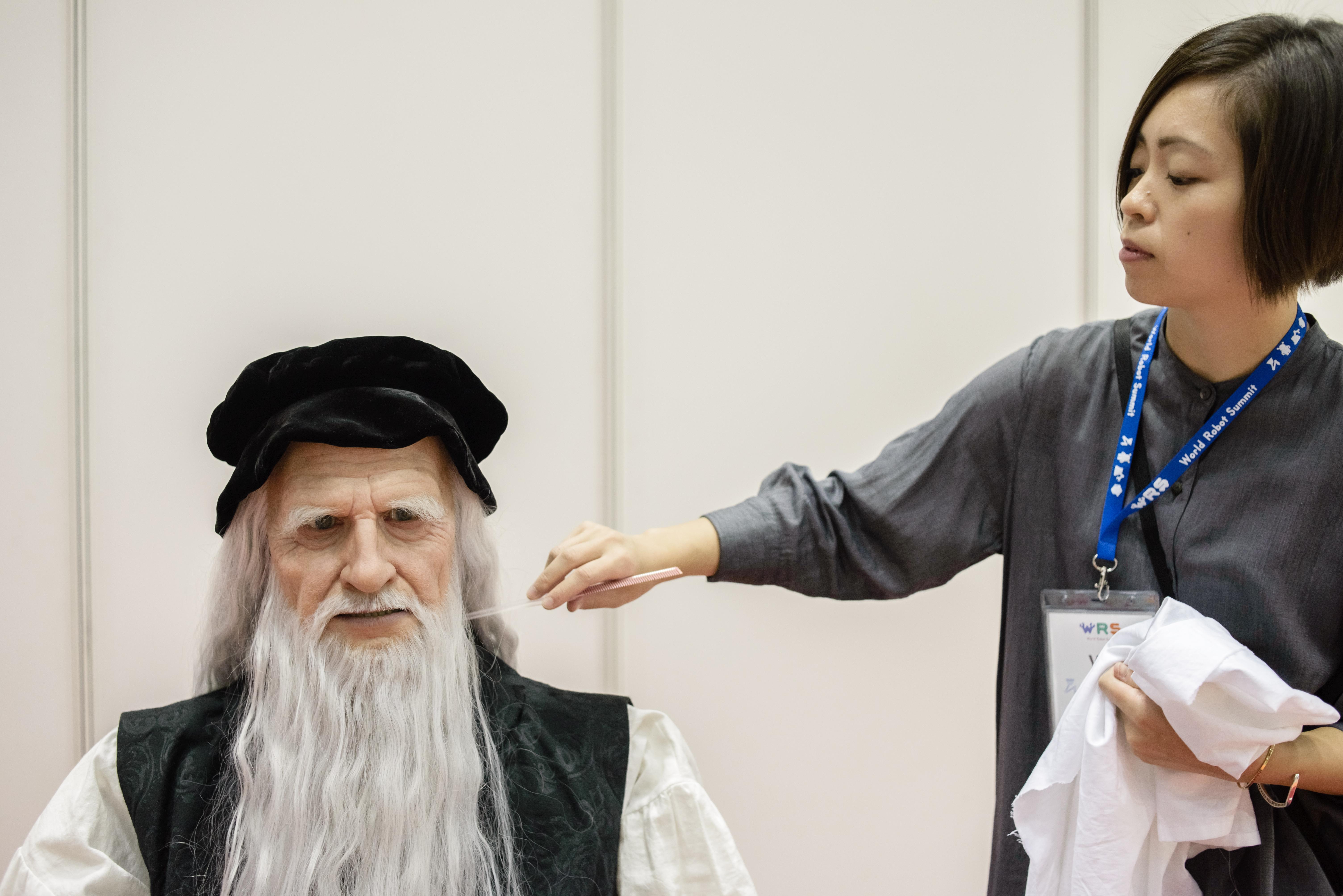 Leonardo da Vinci különleges látásmódját kancsalságának is köszönheti