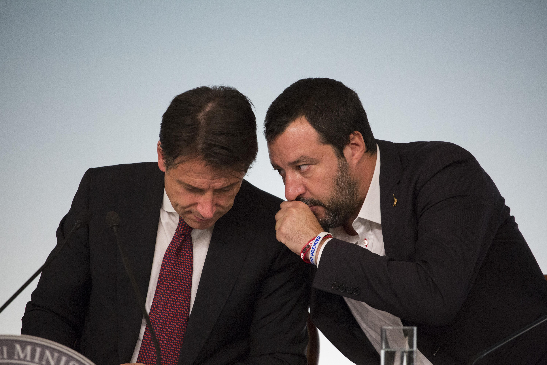 Teljesen leállt az olasz gazdaság növekedése