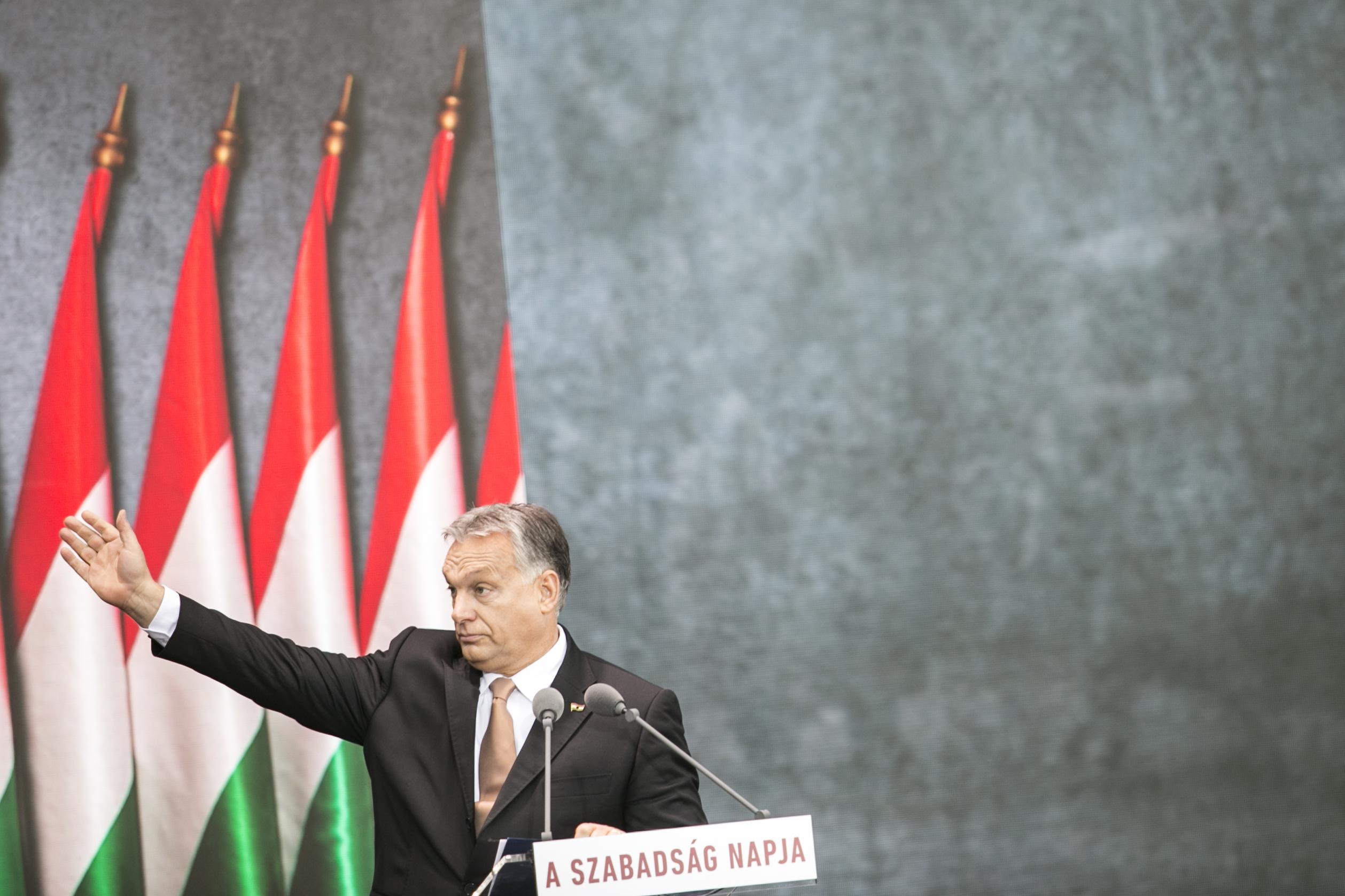 """""""Világos, hogy Magyarország nem demokrácia"""""""