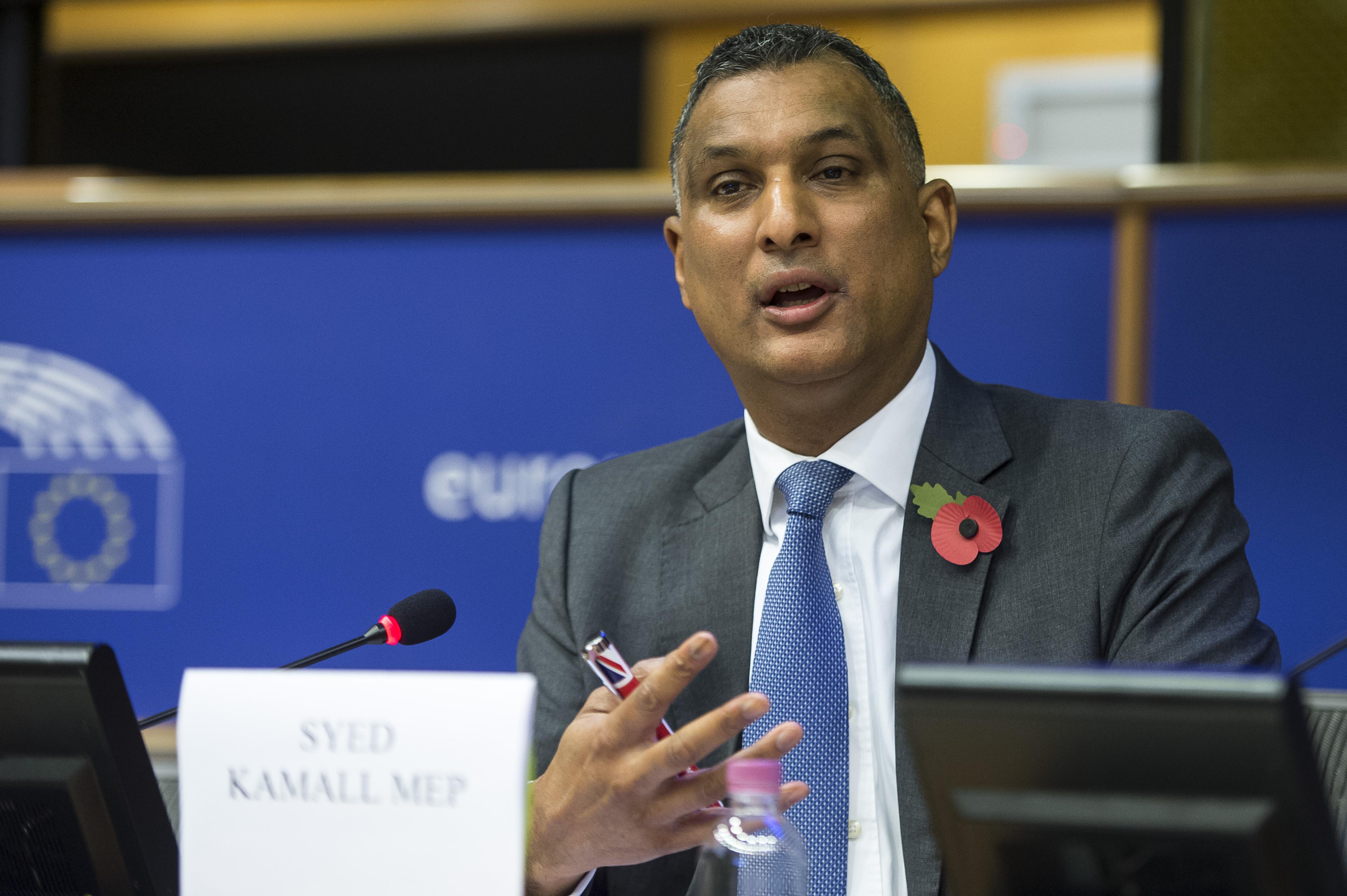 A nácikhoz hasonlította a szociáldemokratákat a brit konzervatív EP-képviselő