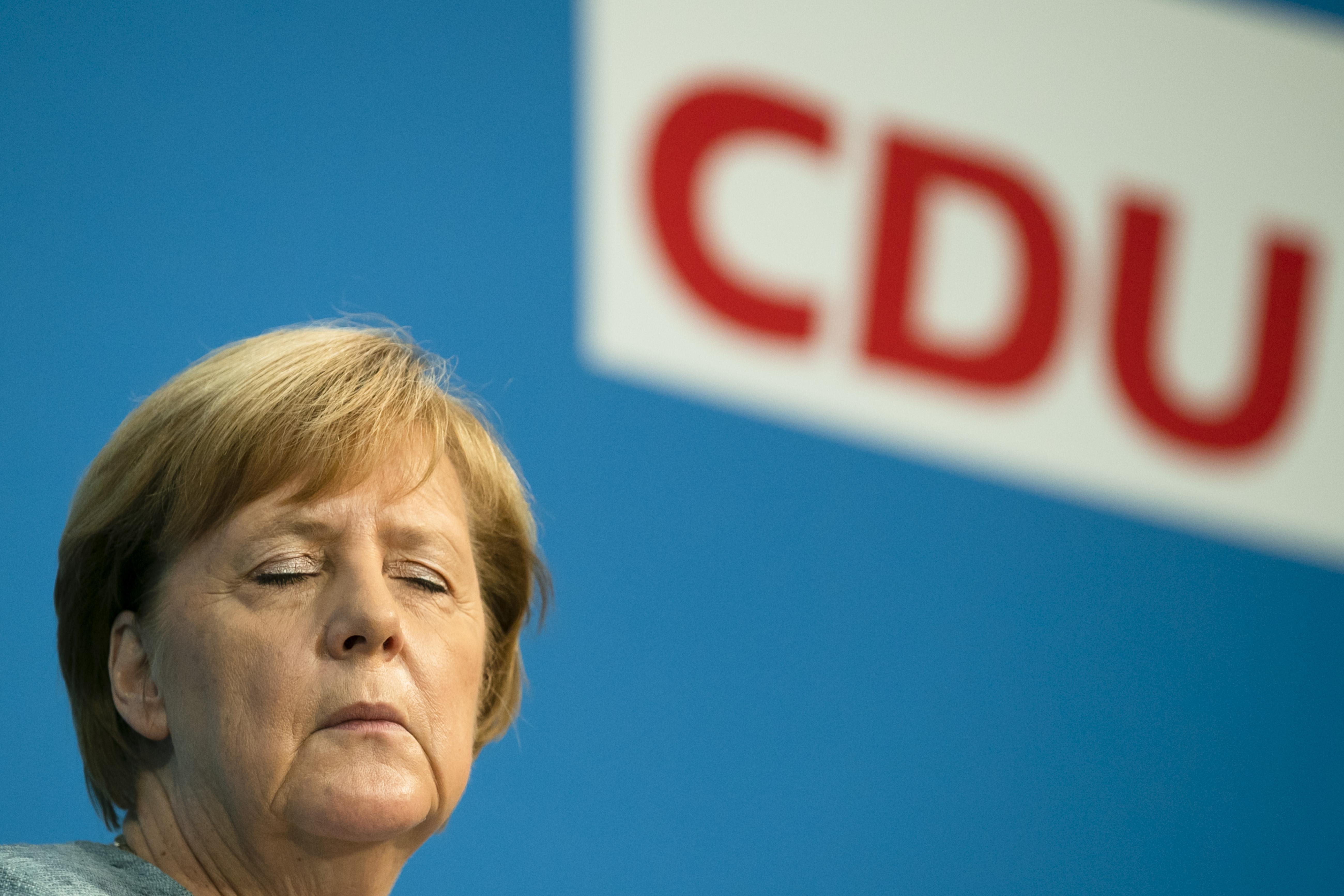A Merkel-korszak utolsó felvonása kezdődhet vasárnap Hessenben
