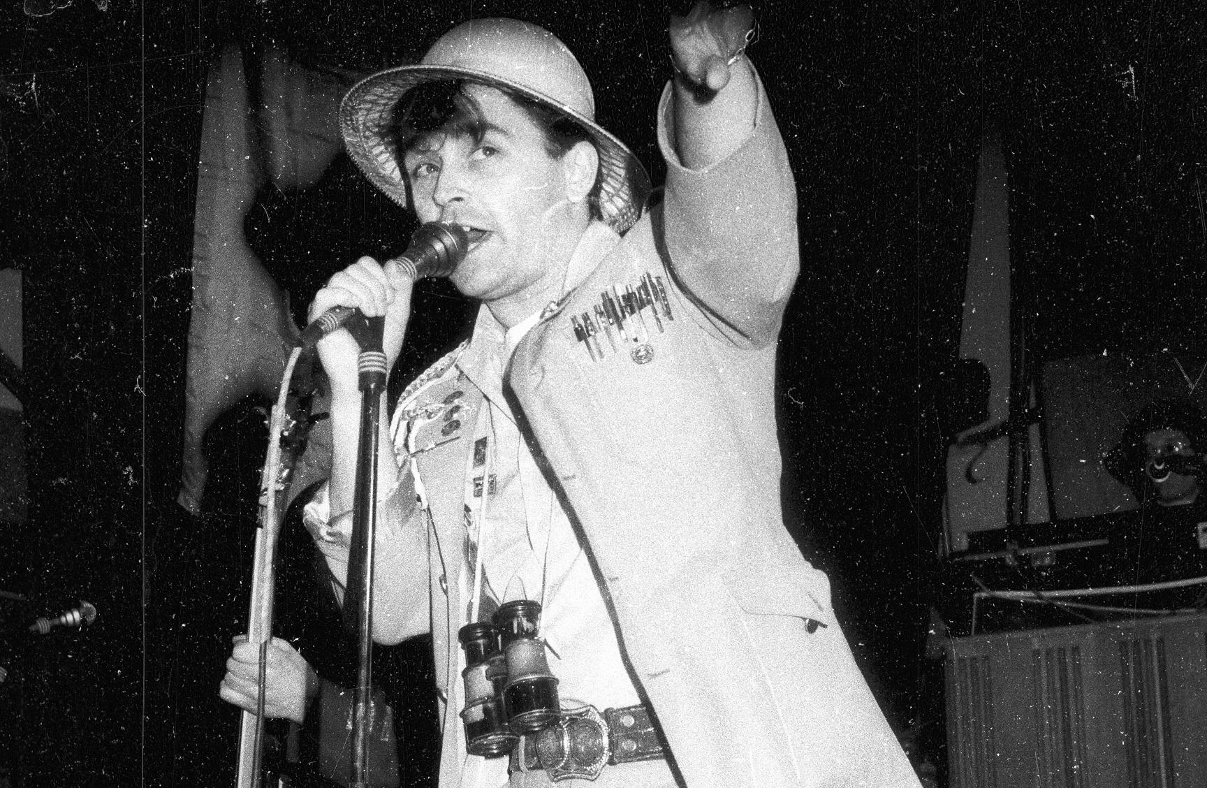 """""""Megtudtam továbbá, hogy vad punk-zenét játszó együttesről van szó"""" – írta 1983-ban egy ügynök az R-Góról"""